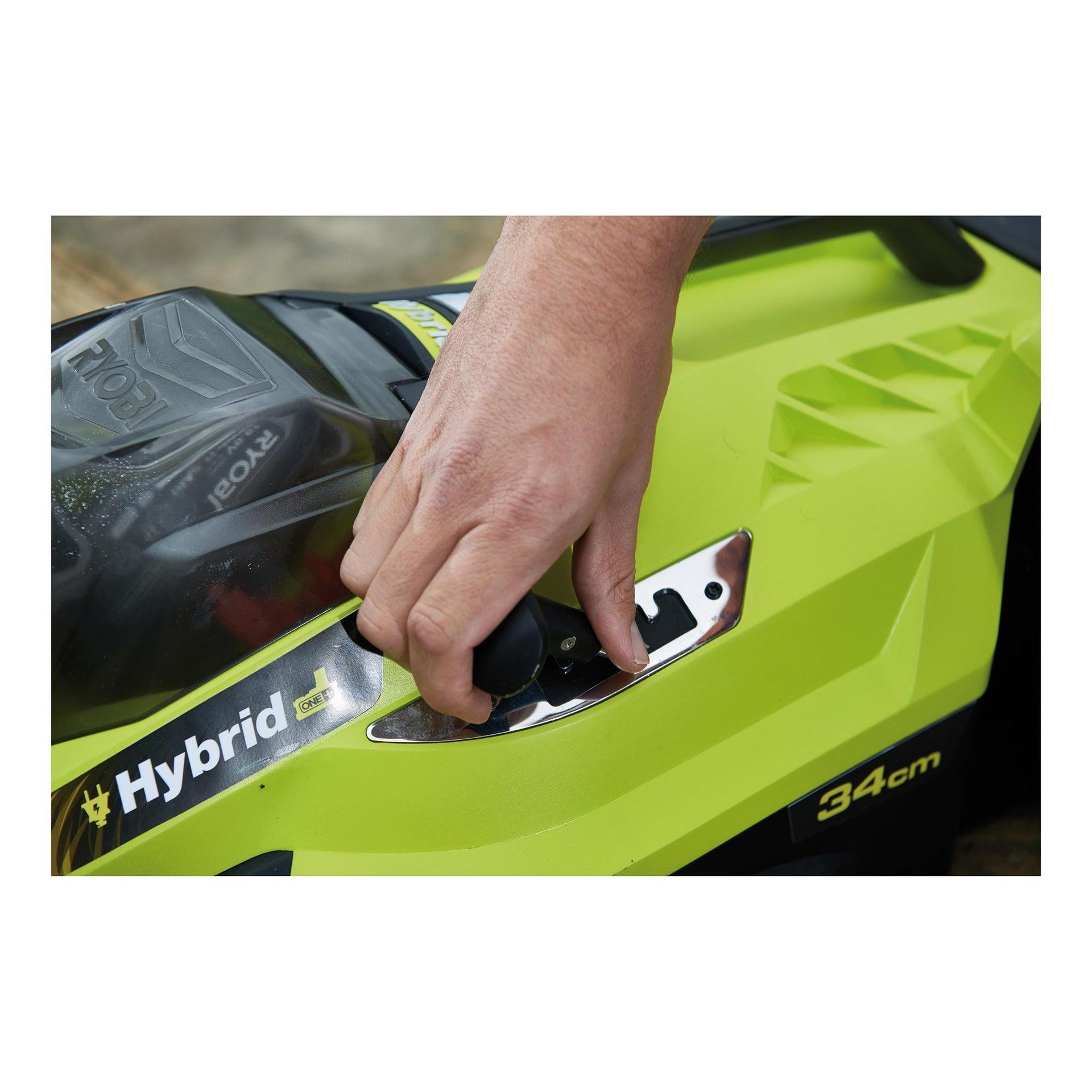 Tagliaerba a batteria a spinta RYOBI RLM18C36H225F 36 V 2.5 Ah - 1