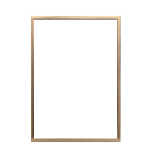 Cornice INSPIRE Lila oro per foto da 21x29.7(A4) cm - 1