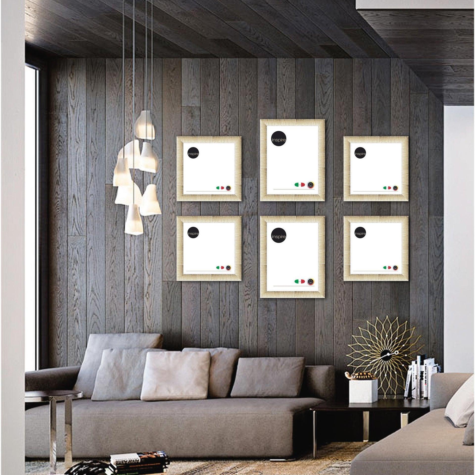 Cornice INSPIRE Soho oro per foto da 30x45 cm - 2
