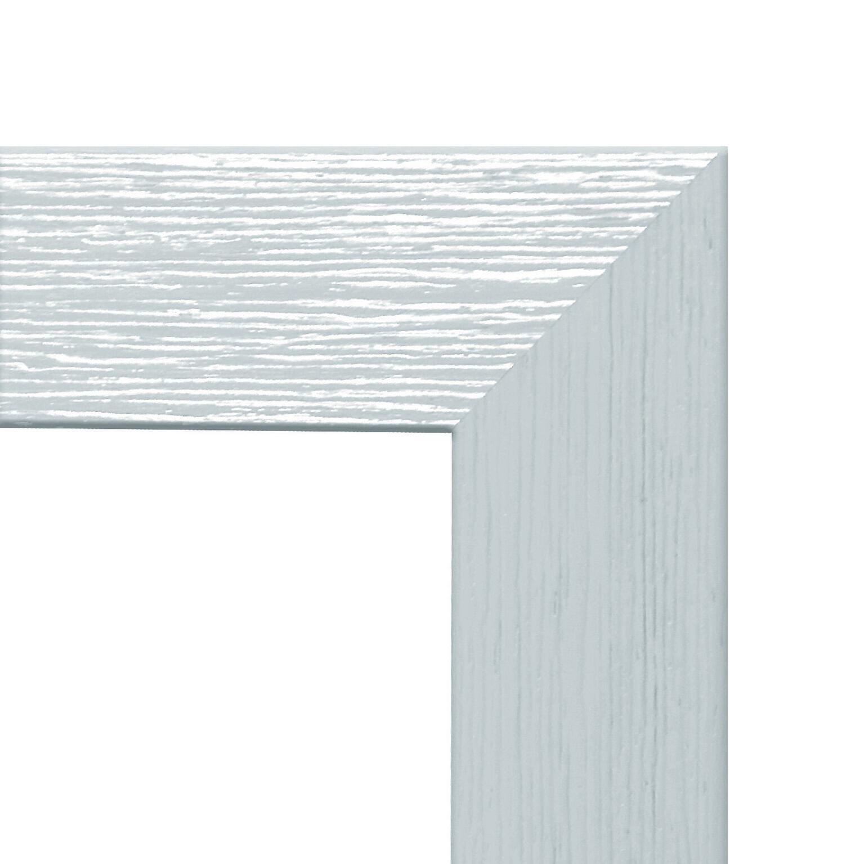 Cornice puzzle 1000 pezzi bianco per foto da 37.4x98.4 cm - 2