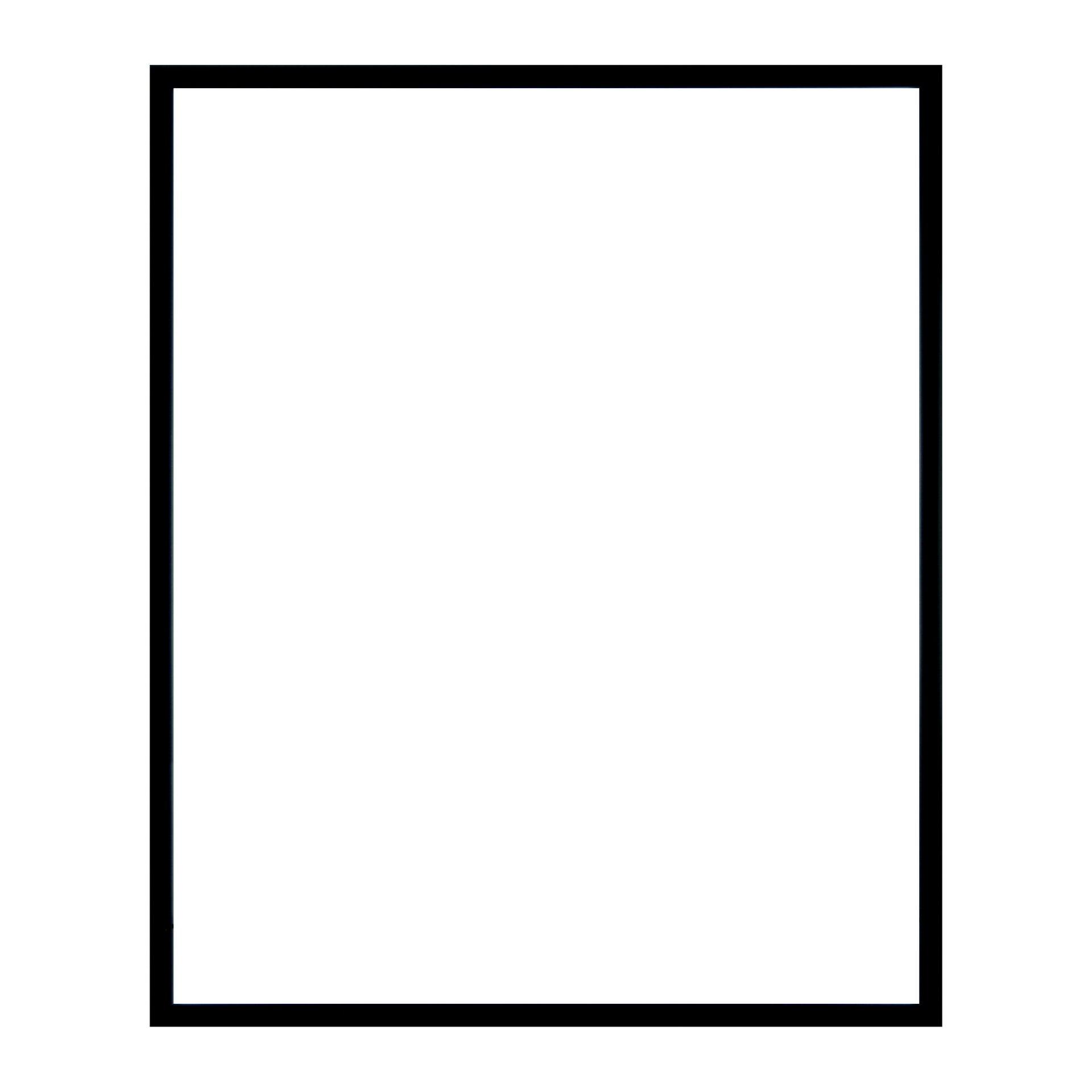 Cornice INSPIRE Lila nero per foto da 24x30 cm - 10