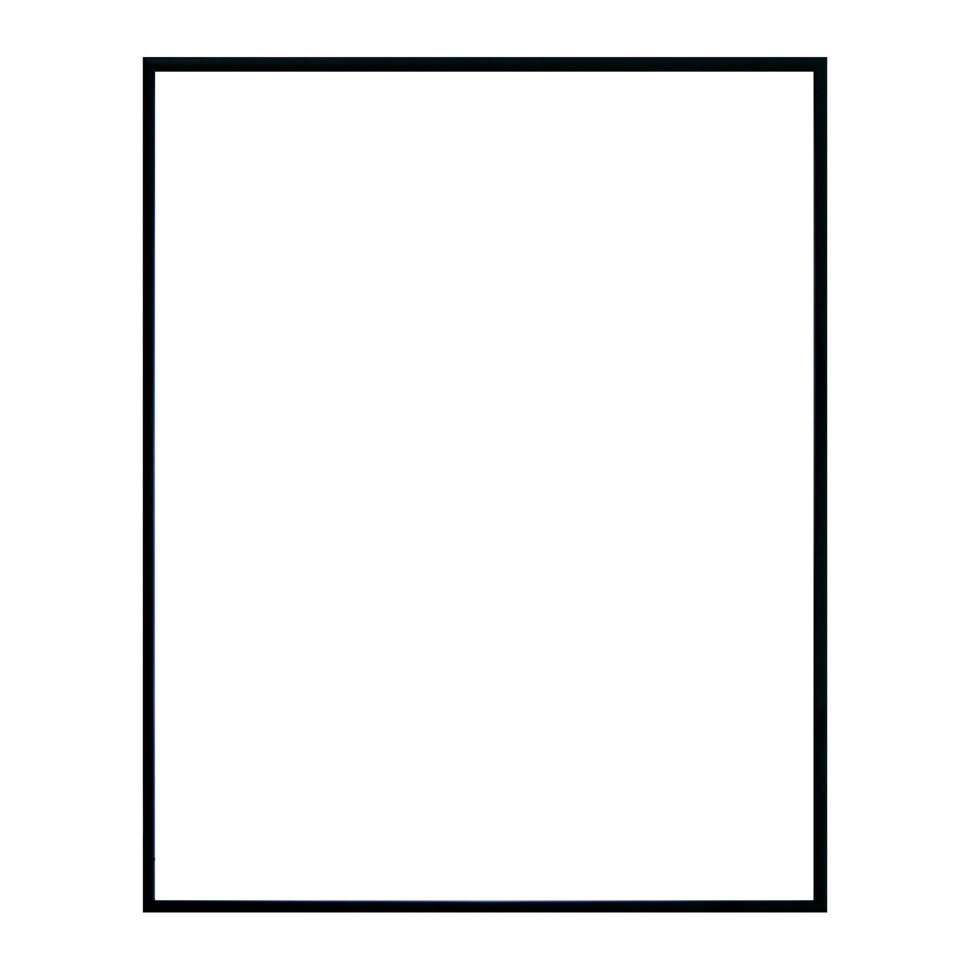 Cornice INSPIRE Lila nero per foto da 40x50 cm - 5