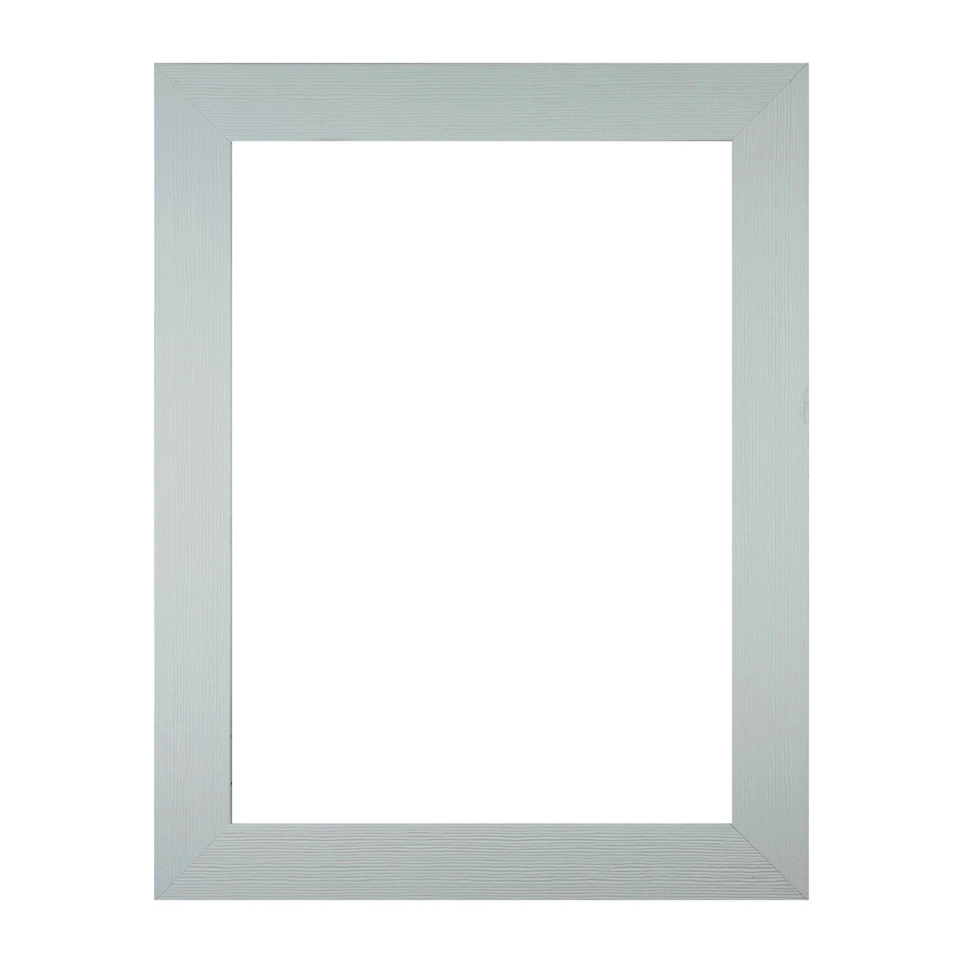 Cornice INSPIRE Mia bianco per foto da 30x40 cm - 1