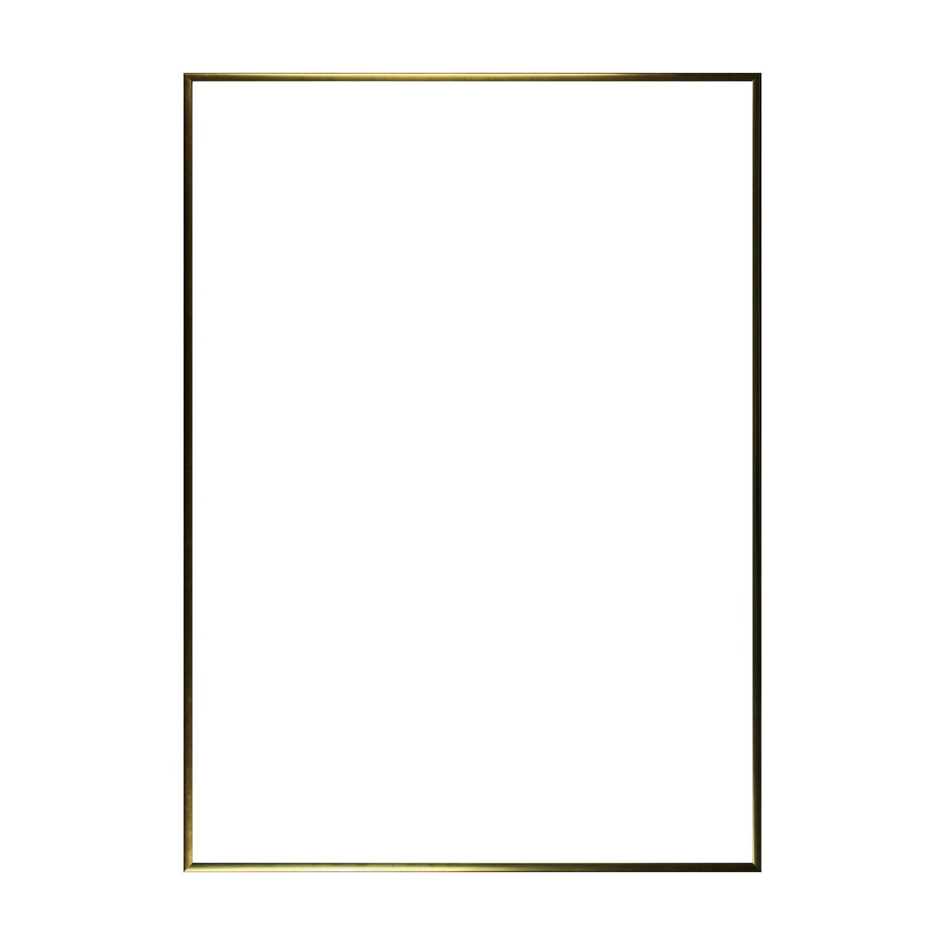 Cornice INSPIRE Lila oro per foto da 70x100 cm - 1