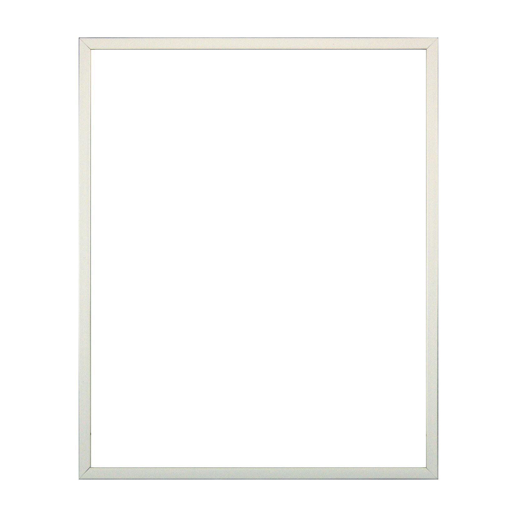 Cornice INSPIRE Lila bianco per foto da 24x30 cm