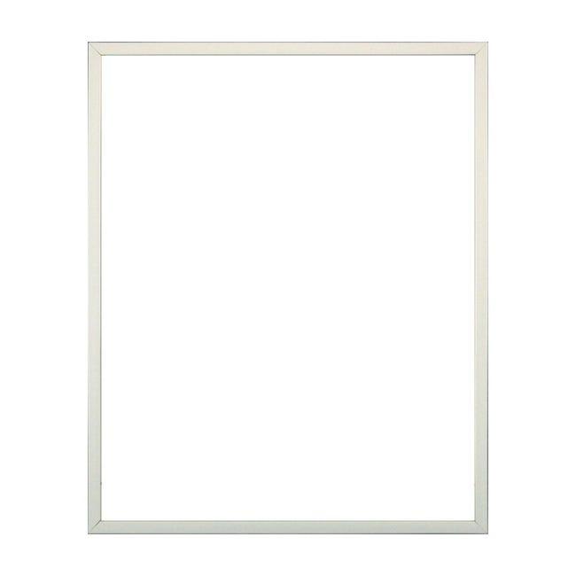 Cornice INSPIRE Lila bianco per foto da 24x30 cm - 1