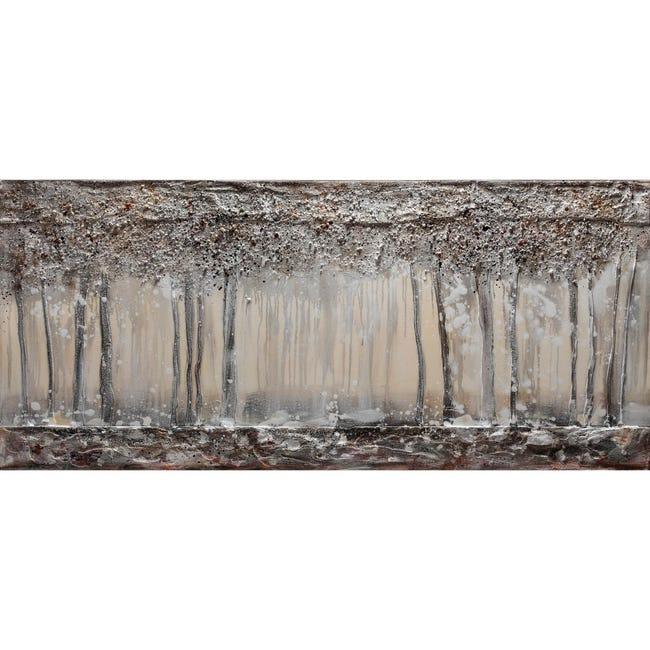 Tela Bosco In Inverno 180x80 cm - 1