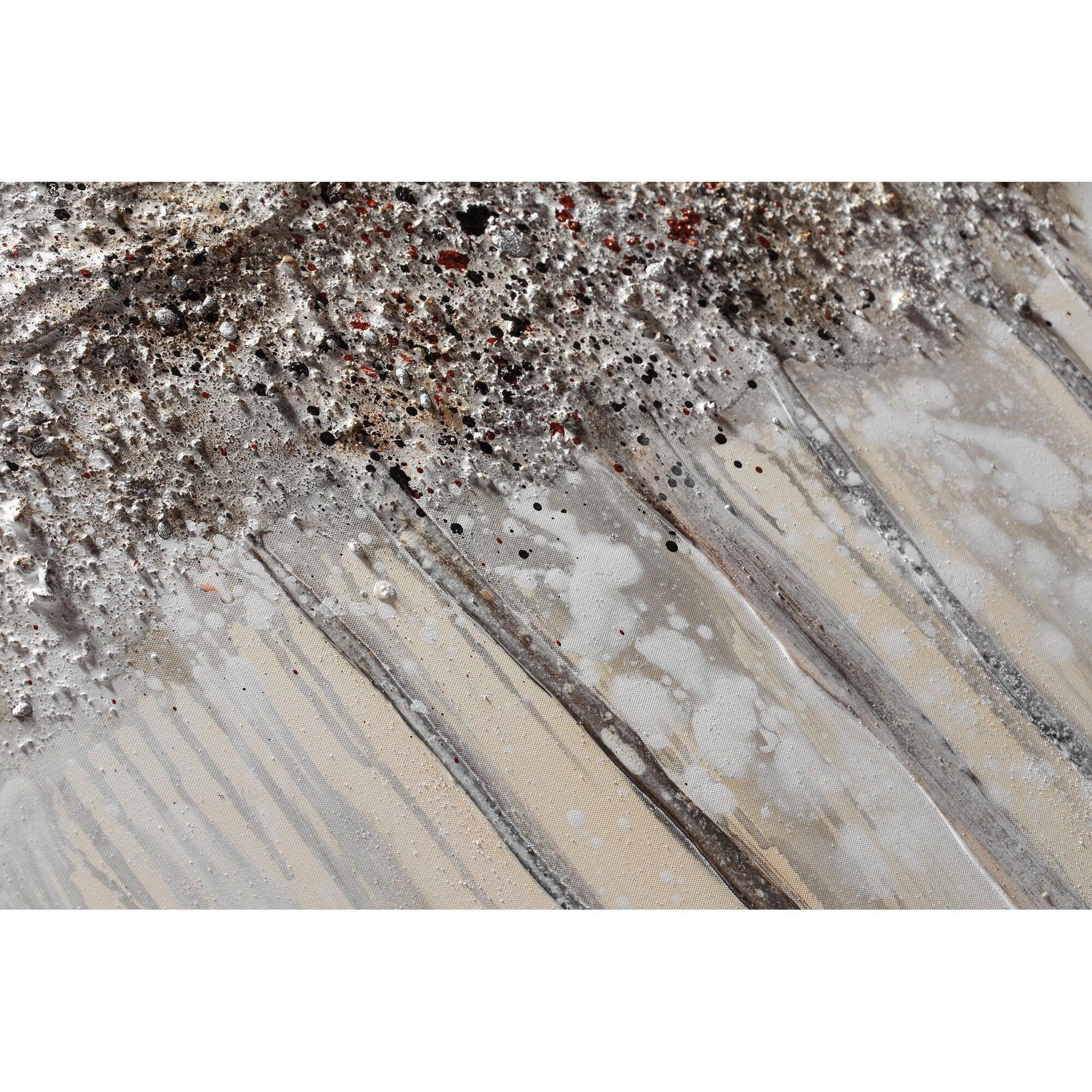 Tela Bosco In Inverno 180x80 cm - 3