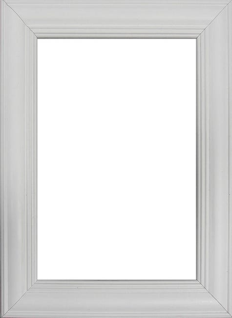 Cornice INSPIRE Louise bianco per foto da 29.7x42 cm - 1