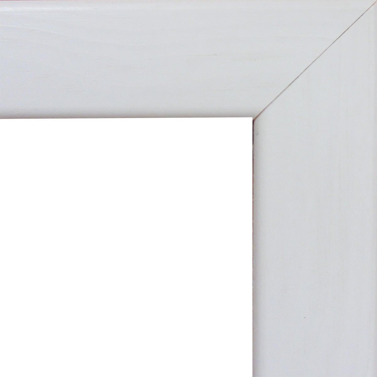 Cornice INSPIRE Pulp bianco per foto da 70x100 cm - 7