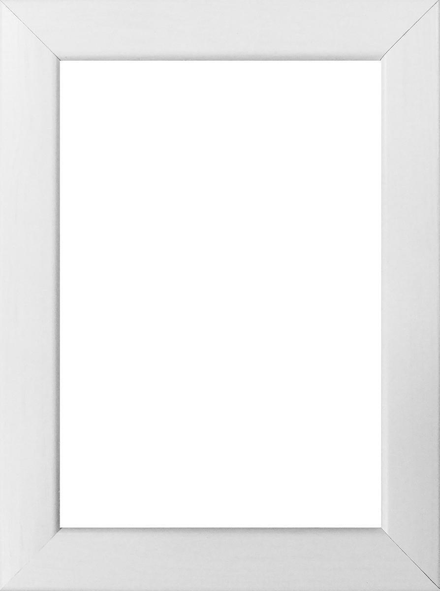 Cornice INSPIRE Pulp bianco per foto da 70x100 cm - 1