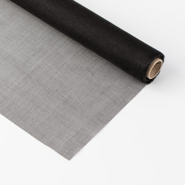 Rete zanzariera L 120 x H 300 cm , nero - 1