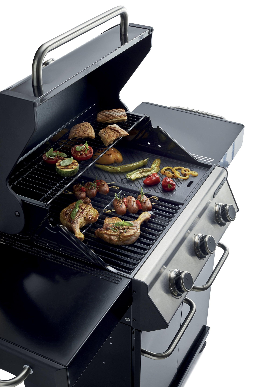 Barbecue a gas NATERIAL Kenton 3 bruciatori - 3