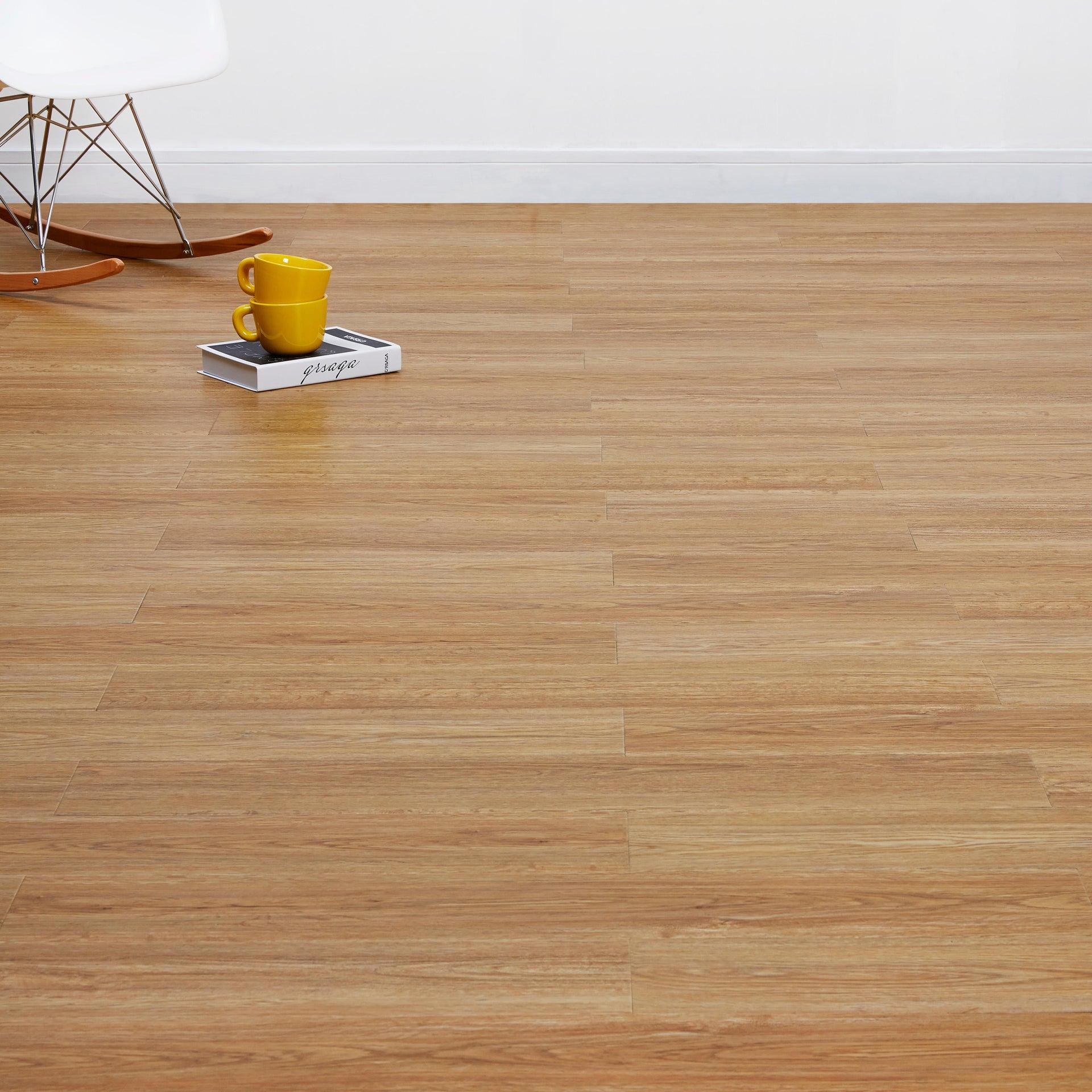Pavimento PVC adesivo Soft Natural Sp 2 mm beige - 1