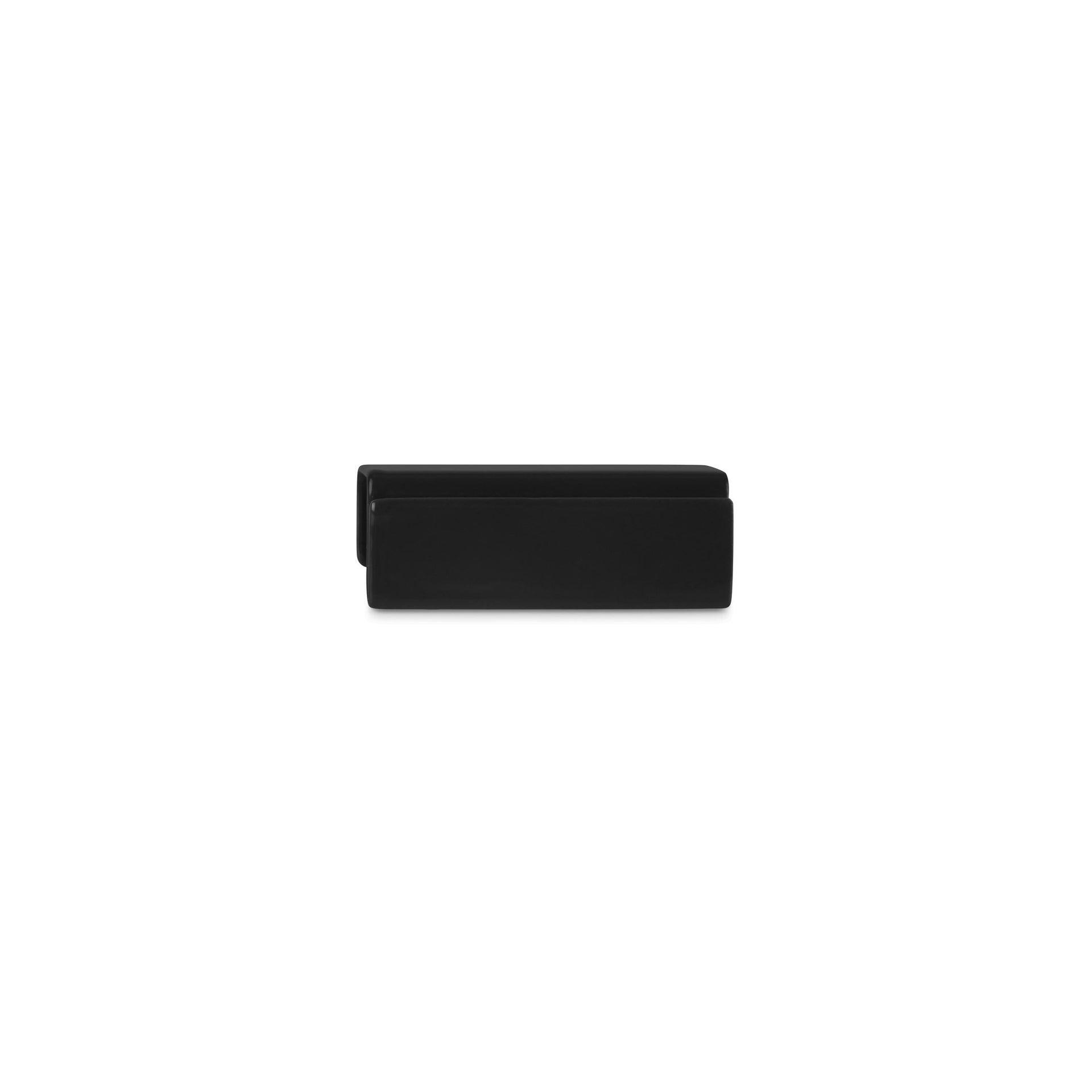 Gancio DELINIA ID in acciaio nero - 10