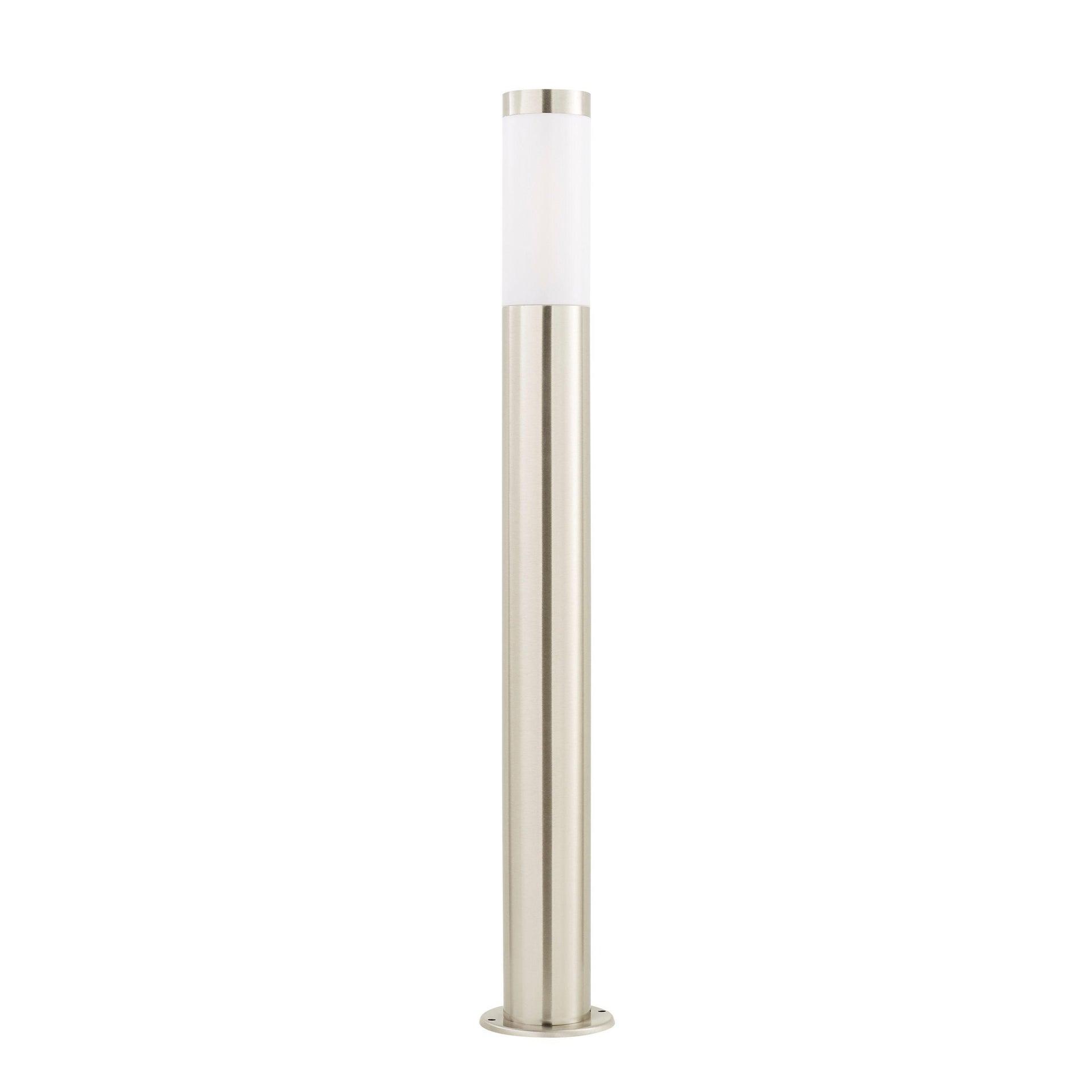 Lampione Bergen H80 cm in alluminio, acciaio, E27 1x MAX 46W IP44 INSPIRE - 3