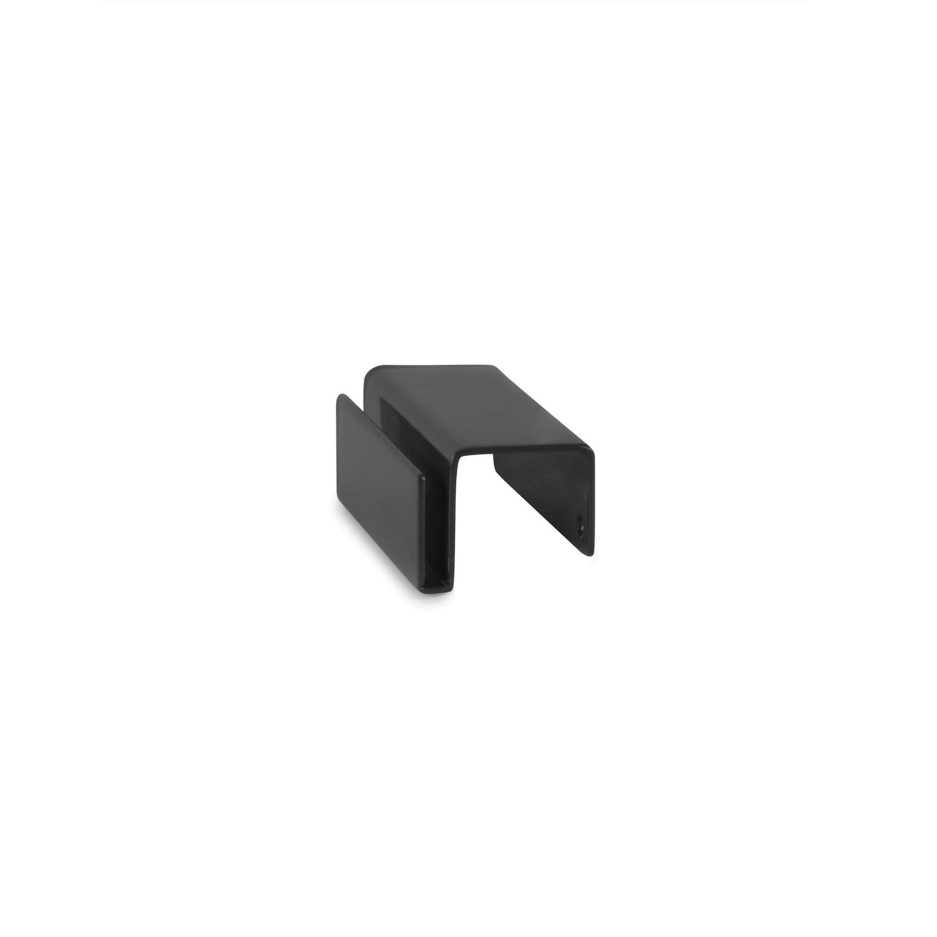 Gancio DELINIA ID in acciaio nero - 12