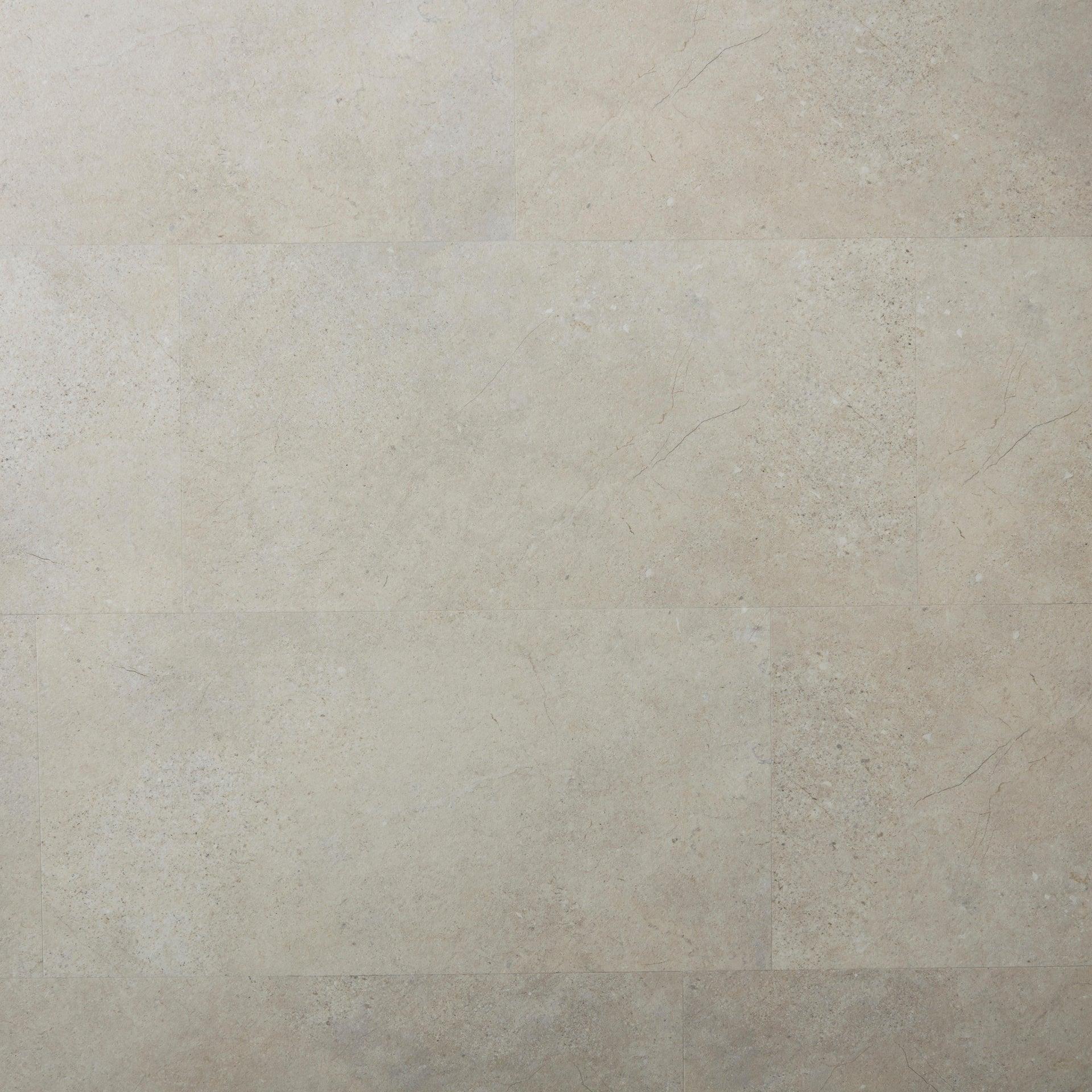 Pavimento PVC adesivo Limestone Sp 2 mm grigio / argento - 6