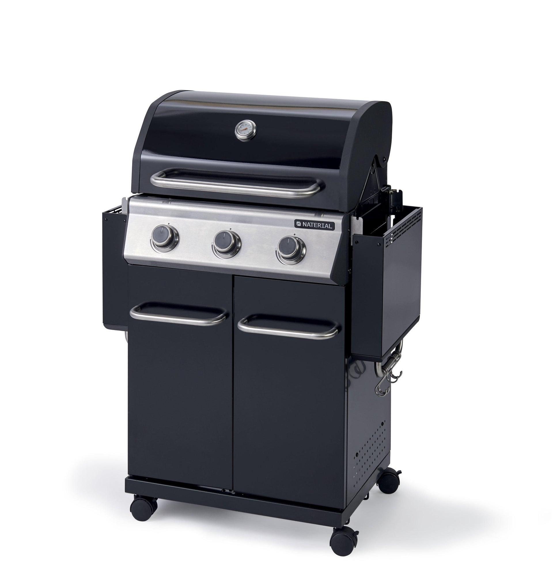 Barbecue a gas NATERIAL Kenton 3 bruciatori - 6