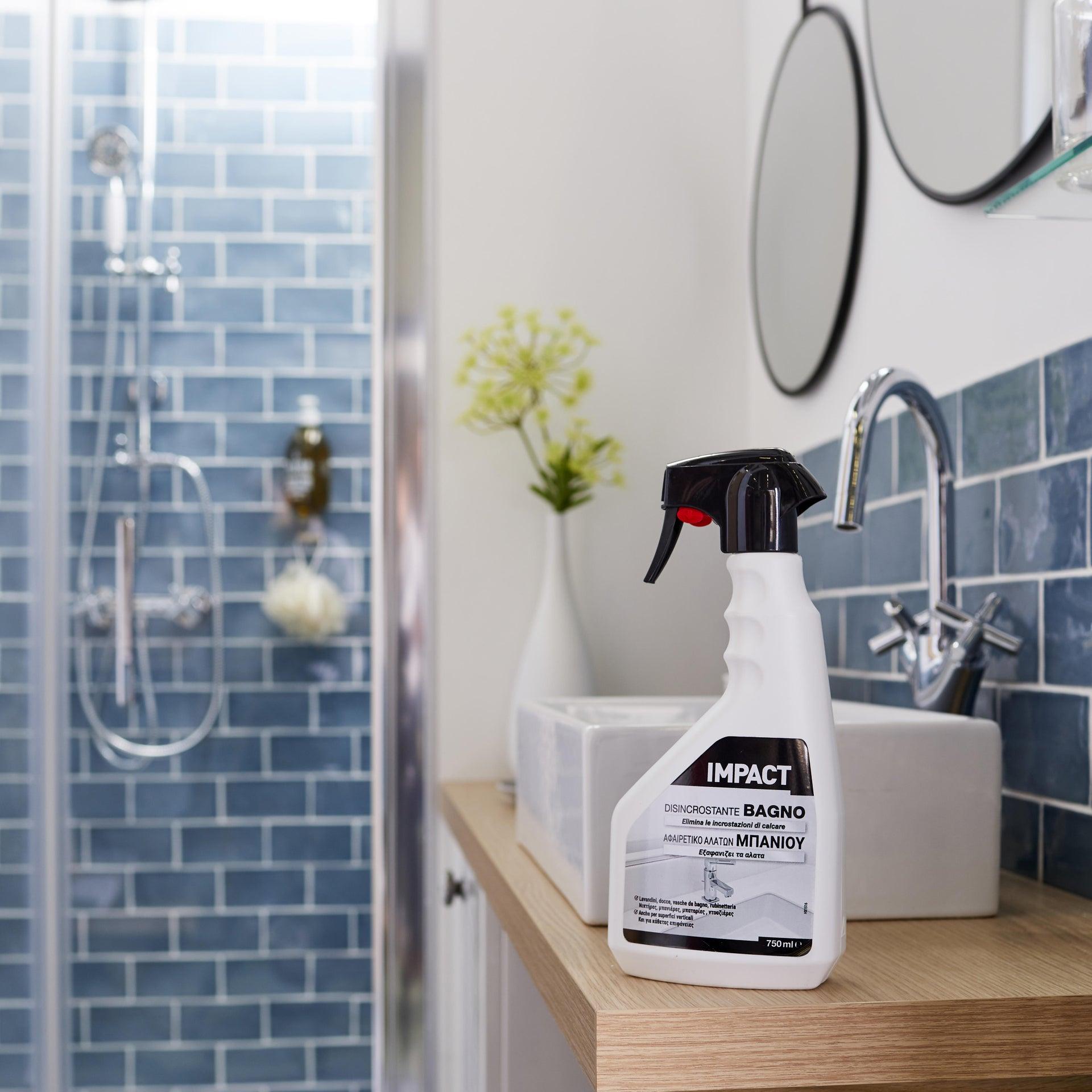 Detergente anticalcare IMPACT Disincrostante Calcare 0,75 L - 3