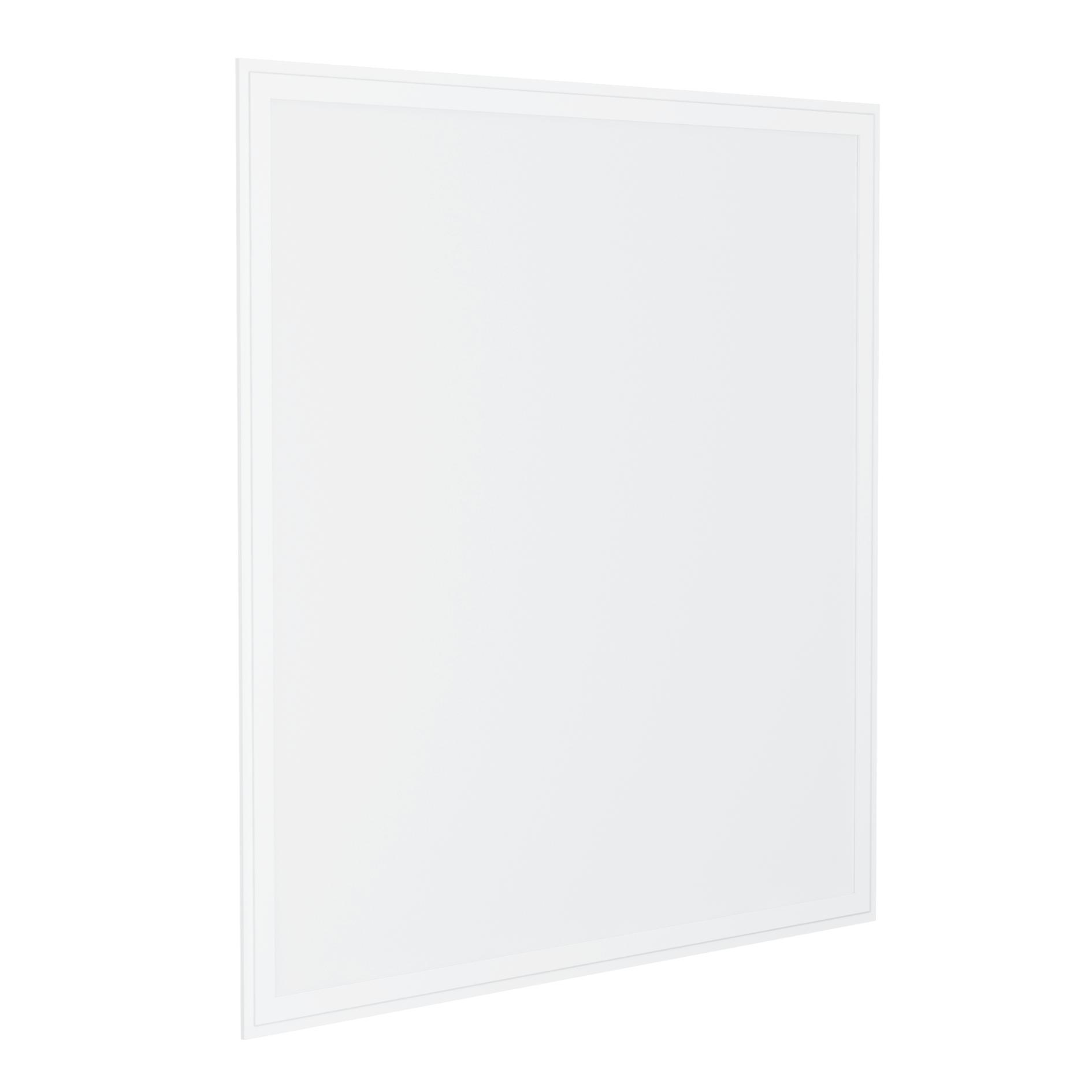 Pannello led PP 60x60 cm bianco naturale, 4350LM - 5