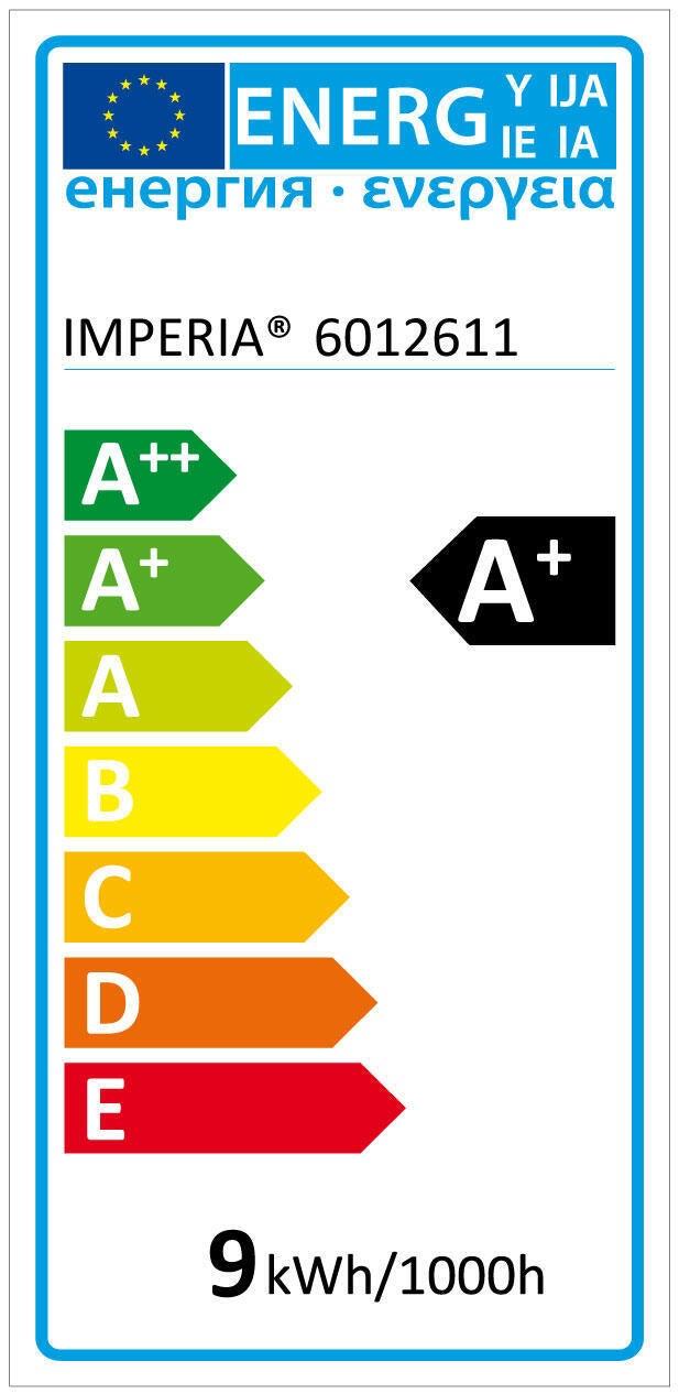 Lampadina LED, E14, Sferico, Opaco, Luce calda, 9W=900LM (equiv 66 W), 200° , IMPERIA - 4