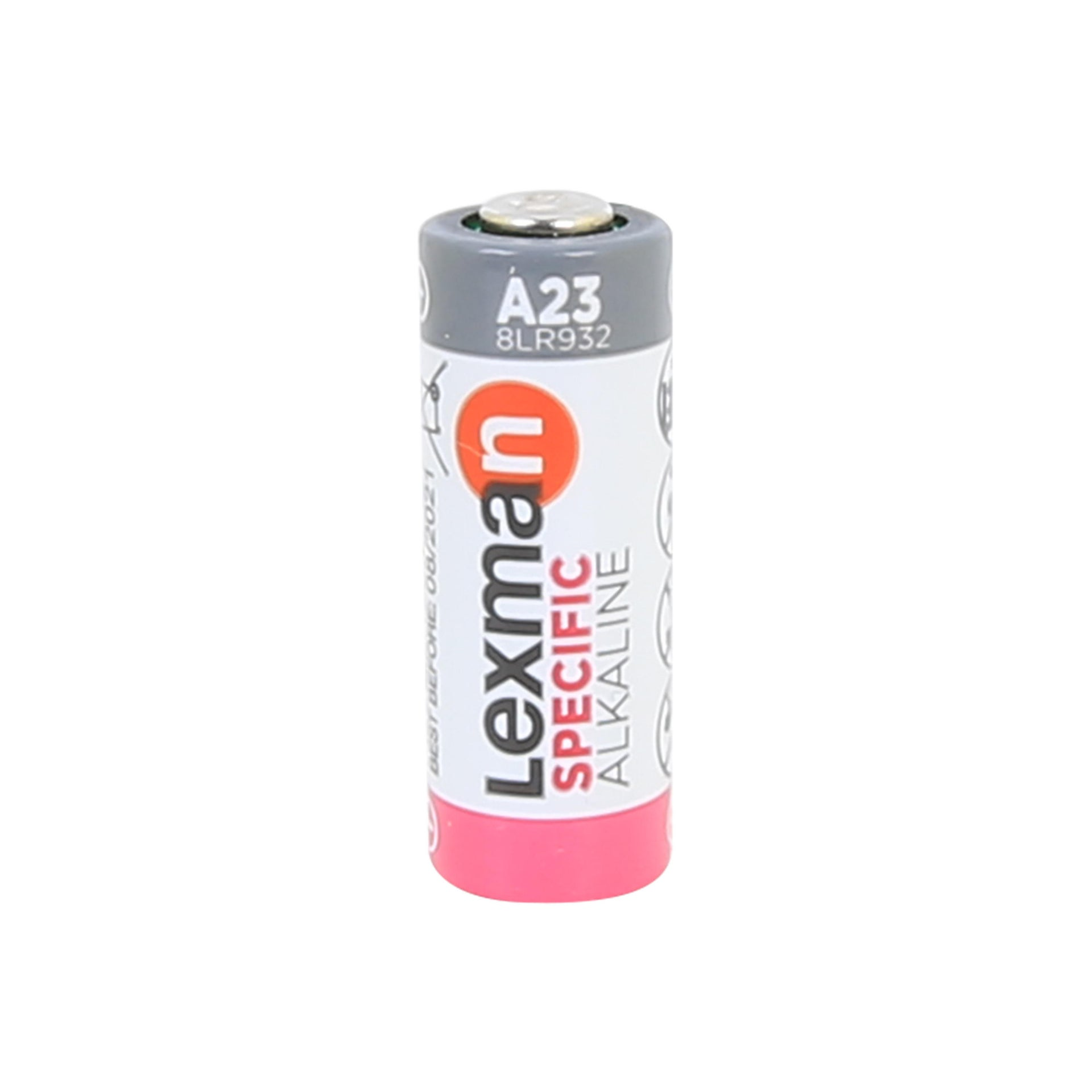 Pila alcalina A23 LEXMAN 844968 1 batteria - 3