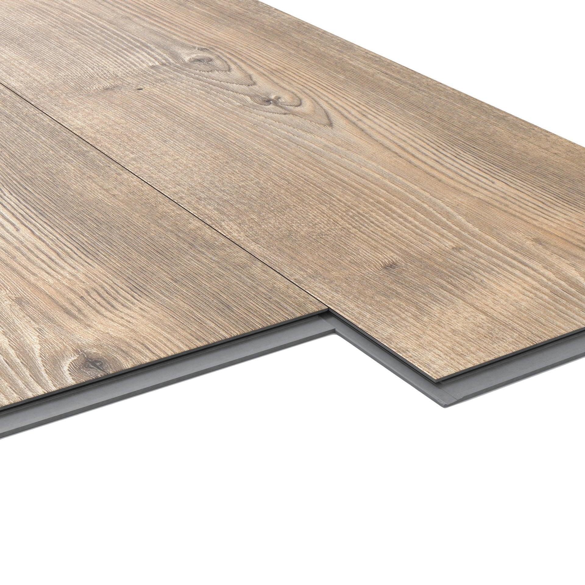 Pavimento PVC flottante clic+ Nat Old Sp 4.2 mm giallo / dorato - 3