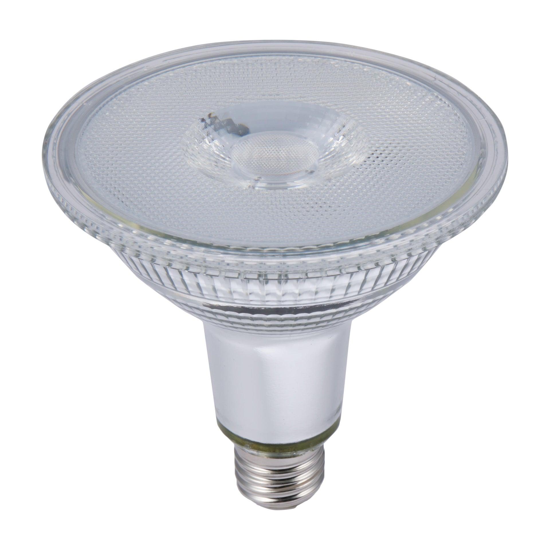 Lampadina LED, E27, Faretto, Trasparente, Luce calda, 10.5W=875LM (equiv 100 W), 30° , LEXMAN - 11