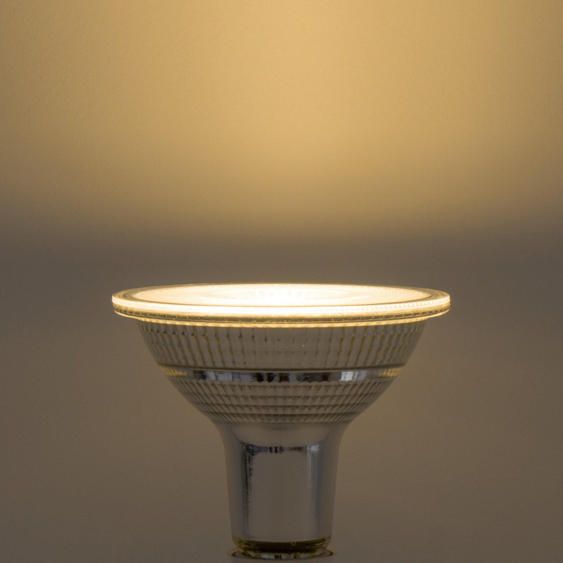 Lampadina LED, E27, Faretto, Trasparente, Luce calda, 10.5W=875LM (equiv 100 W), 30° , LEXMAN - 6