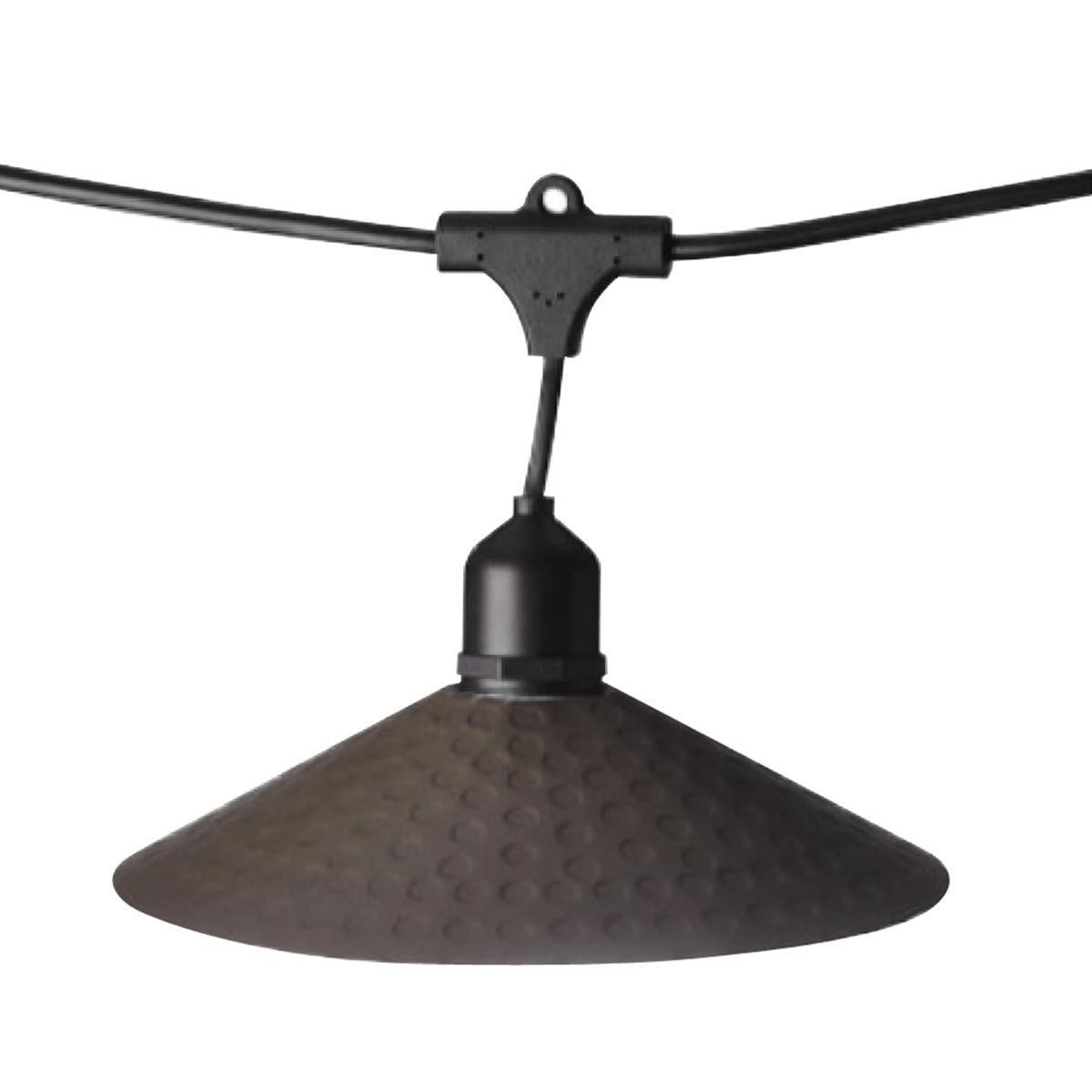 Ghirlanda VINTY 10 lampadine 7 m IP44 LUMISKY - 4