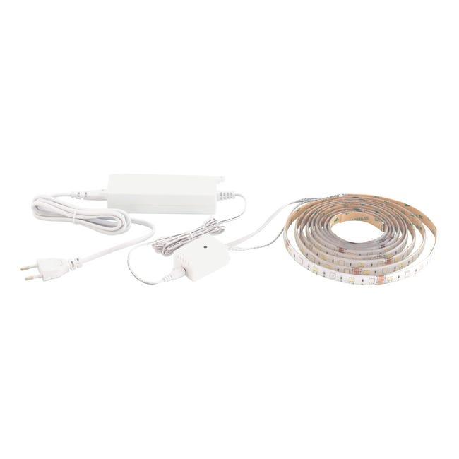 Striscia led Rgbw 3m luce rgb 1200LM IP20 EGLO - 1