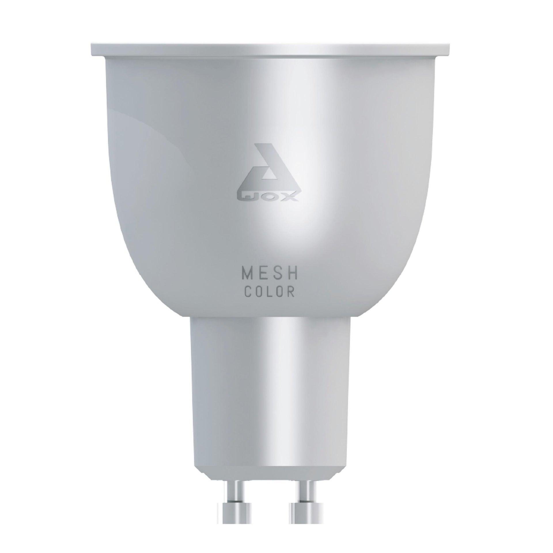 Lampadina smart lighting LED, GU10, Faretto, Trasparente, Luce CCT e RGB, 5W=400LM (equiv 45 W), 70° , EGLO - 1