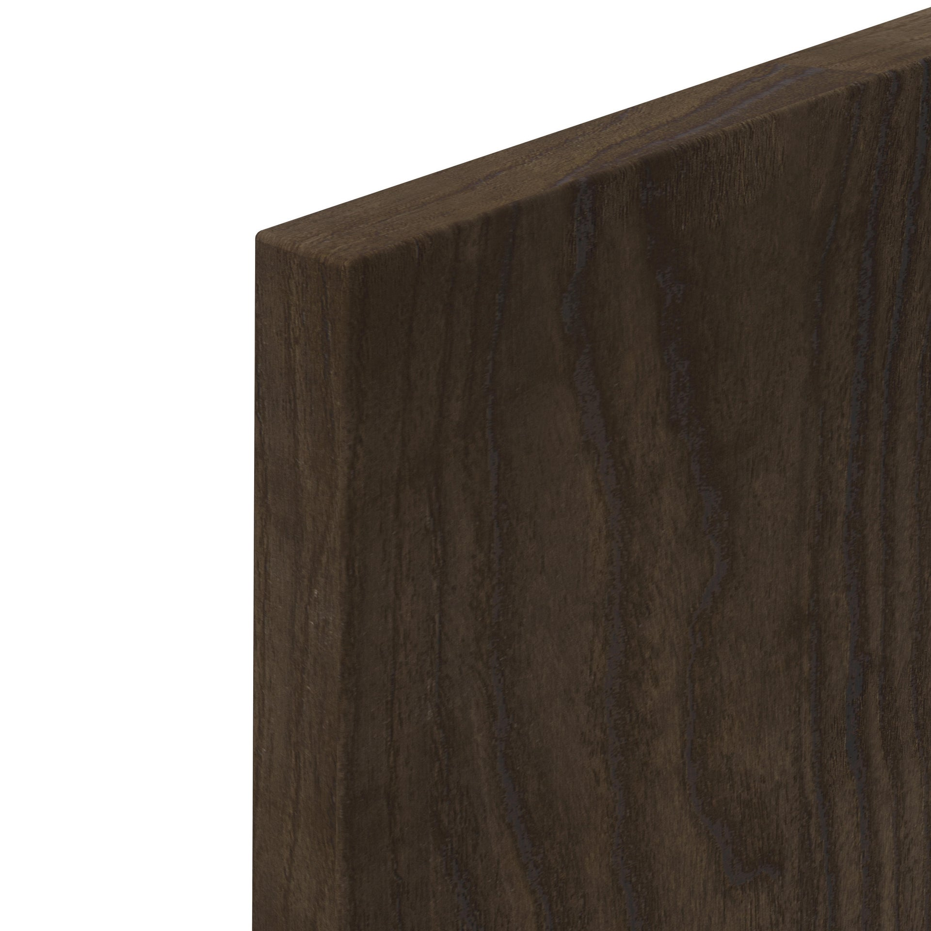 Porta dell'armadio da cucina DELINIA ID Siena 59.7 x 76.5 x 76.5 cm rovere moro - 1