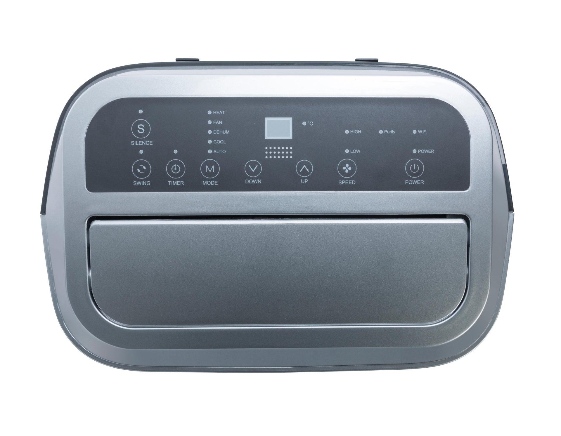 Condizionatore portatile EQUATION Top 2 14000 BTU - 4