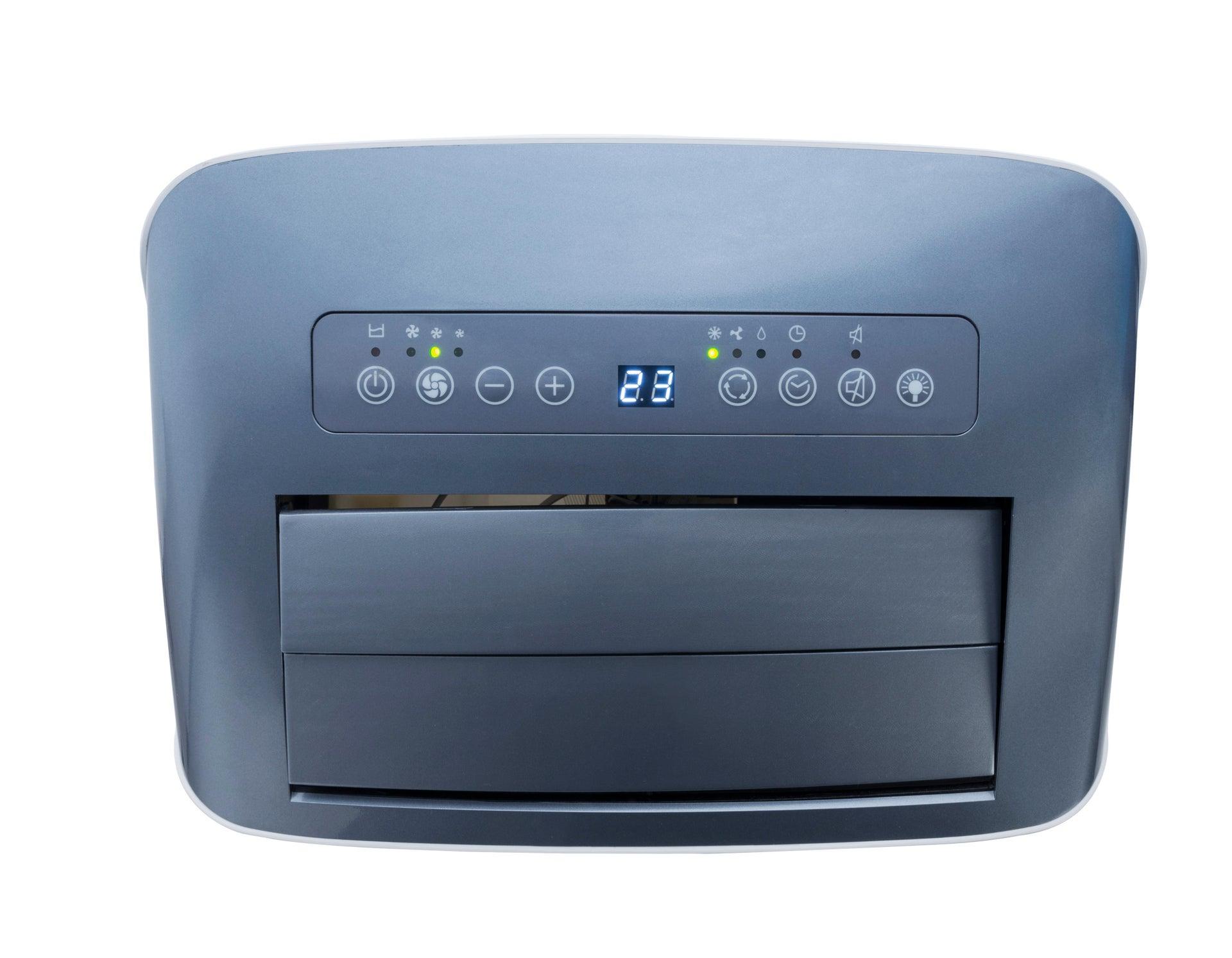 Condizionatore portatile EQUATION Silent 9000 BTU - 3