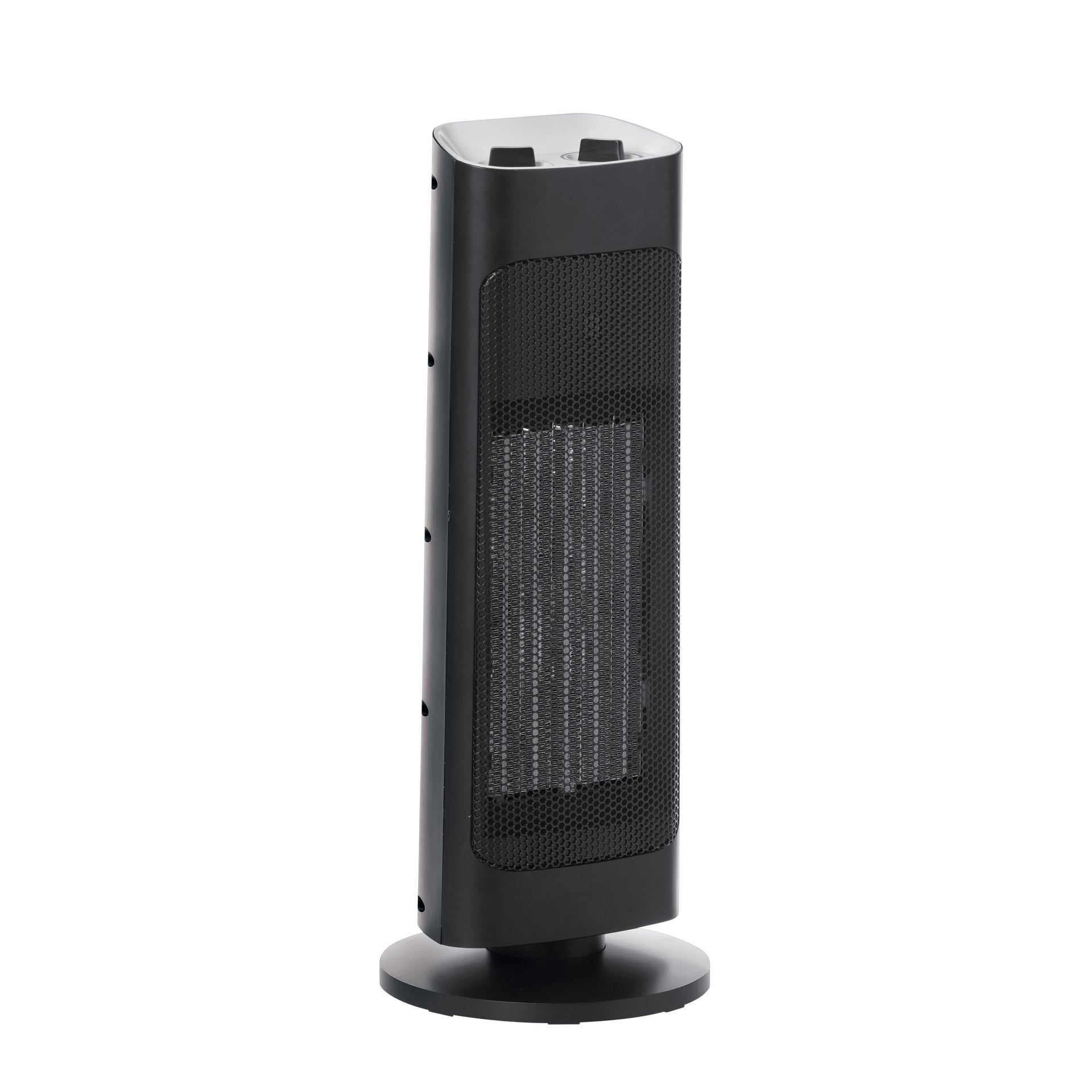 Termoventilatore elettrico EQUATION nero 2000 W - 1