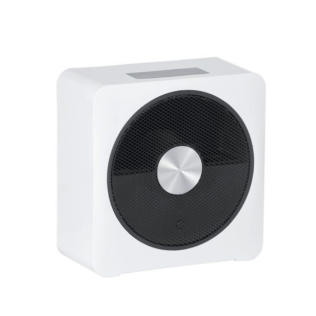 Termoventilatore ceramico mobile EQUATION bianco 2500 W - 1