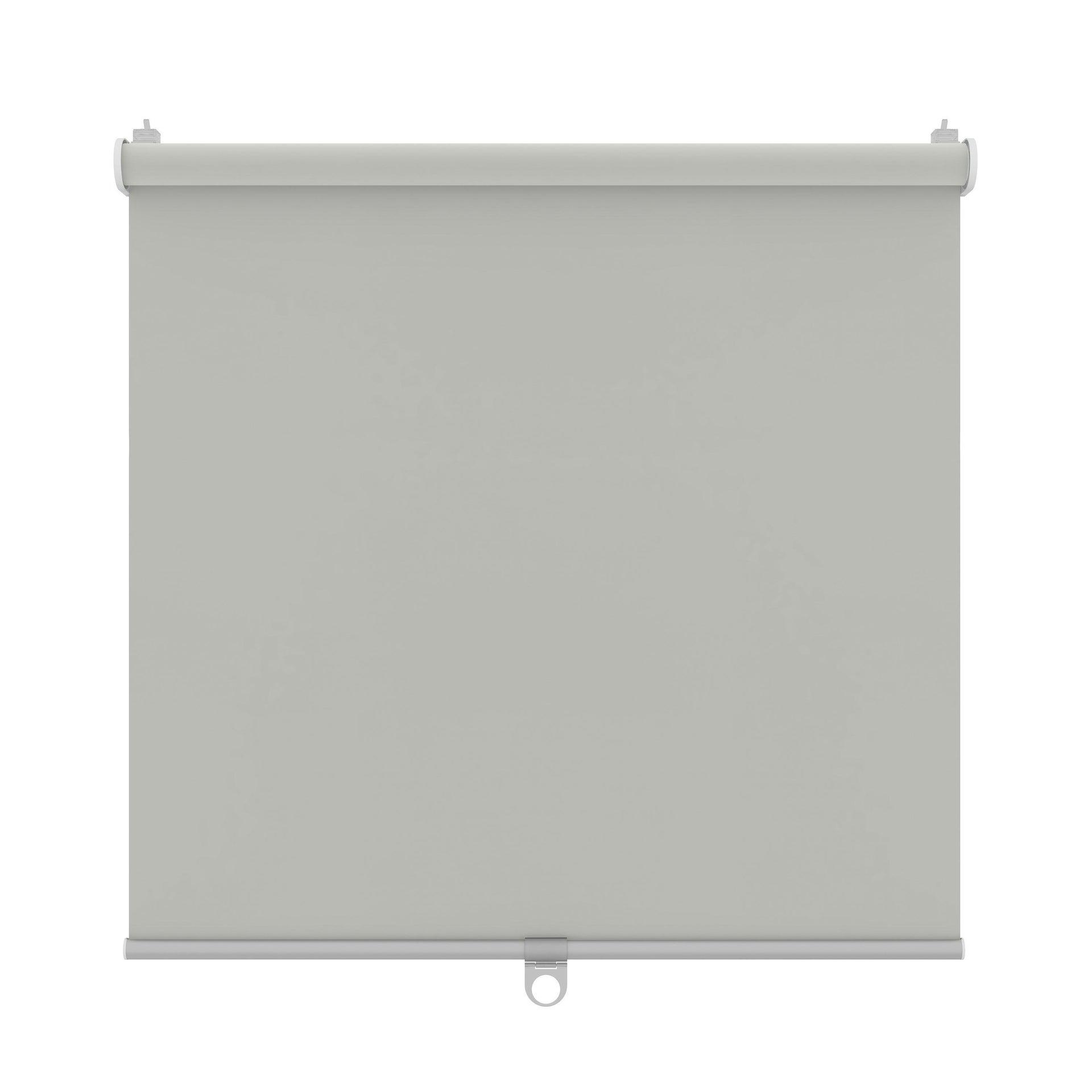 Tenda a rullo oscurante INSPIRE Delhi cordless bianco 160 x 195 cm - 1