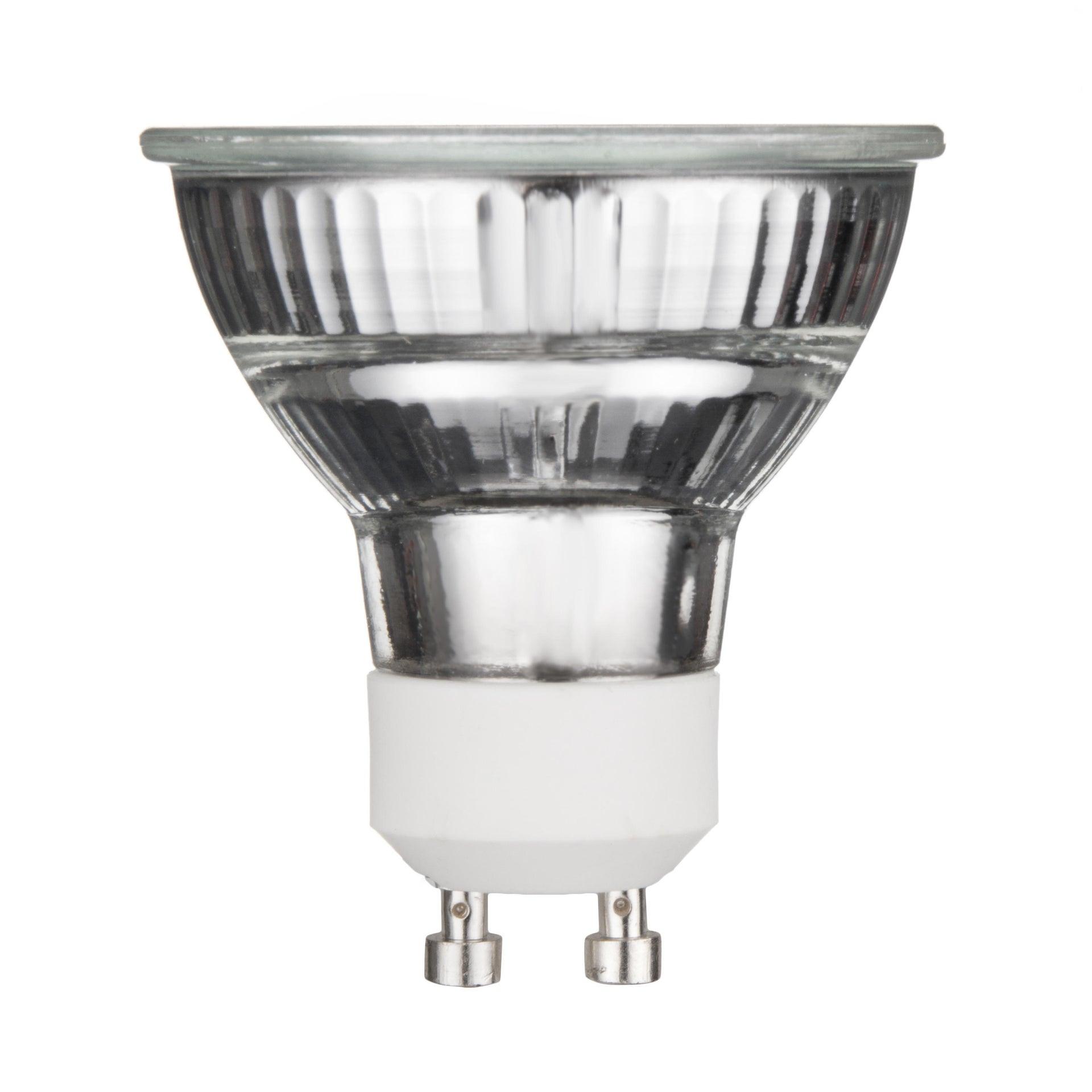 Lampadina LED, GU10, Faretto, Trasparente, Luce calda, 5.3W=460LM (equiv 50 W), 100° , LEXMAN - 8