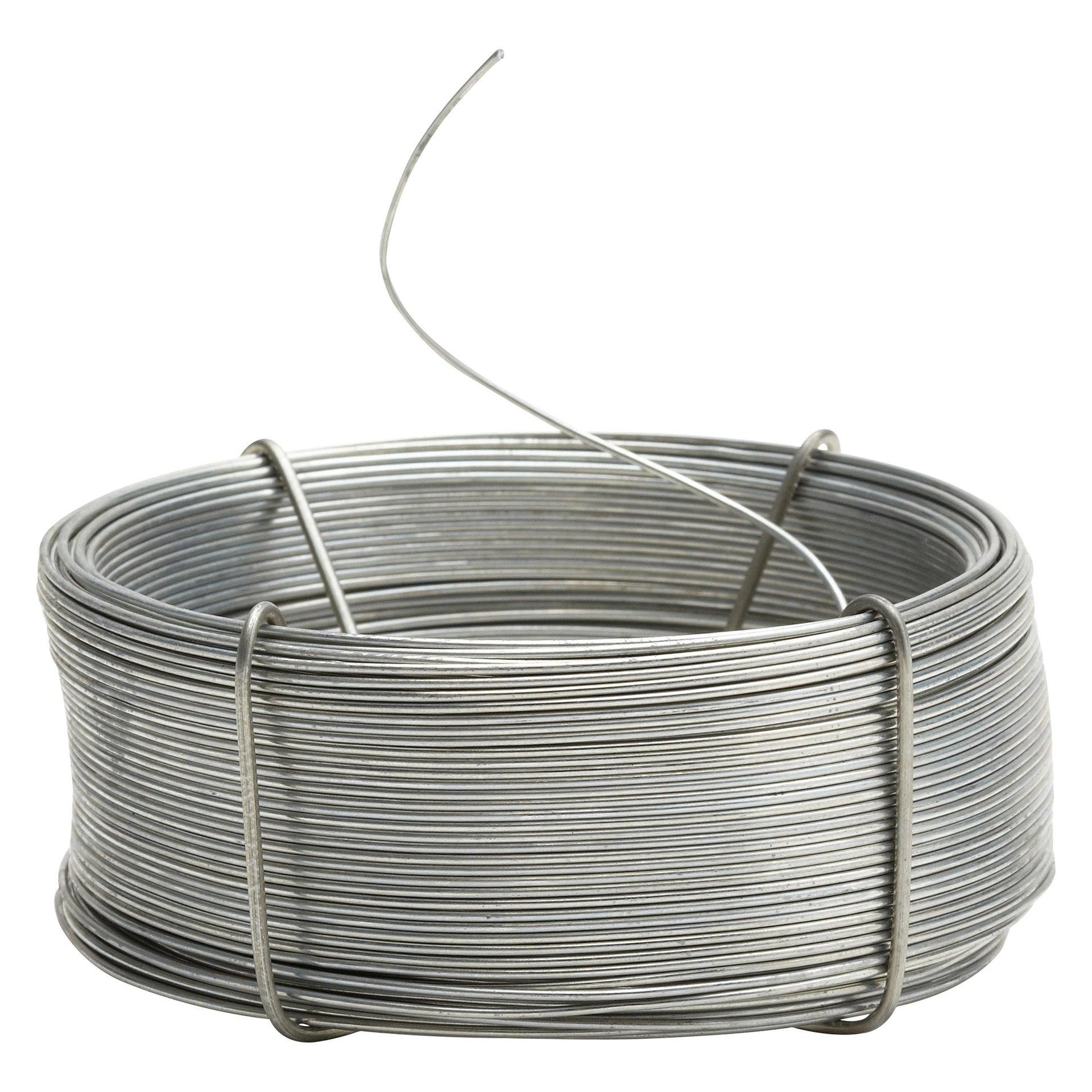 Filo in acciaio STANDERS Ø 0.9 mm x L 50 m - 2