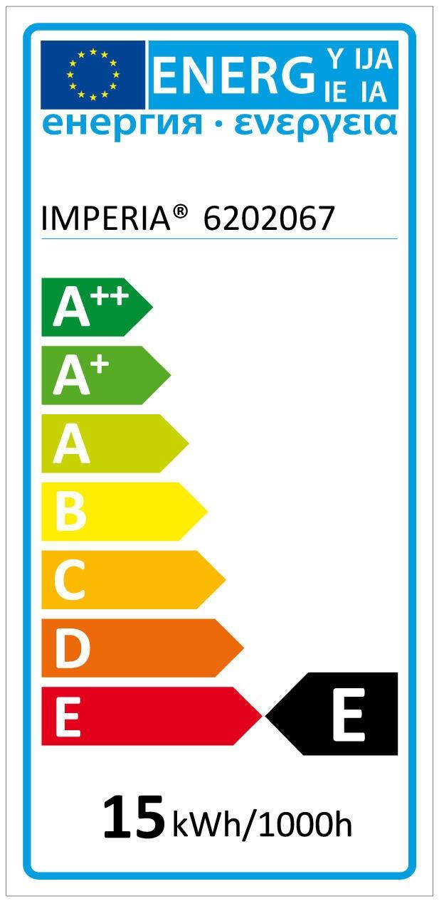Lampadina Alogena, B15, Bulbo, Trasparente, Luce calda, 15W=75LM (equiv 15 W), 330° - 3