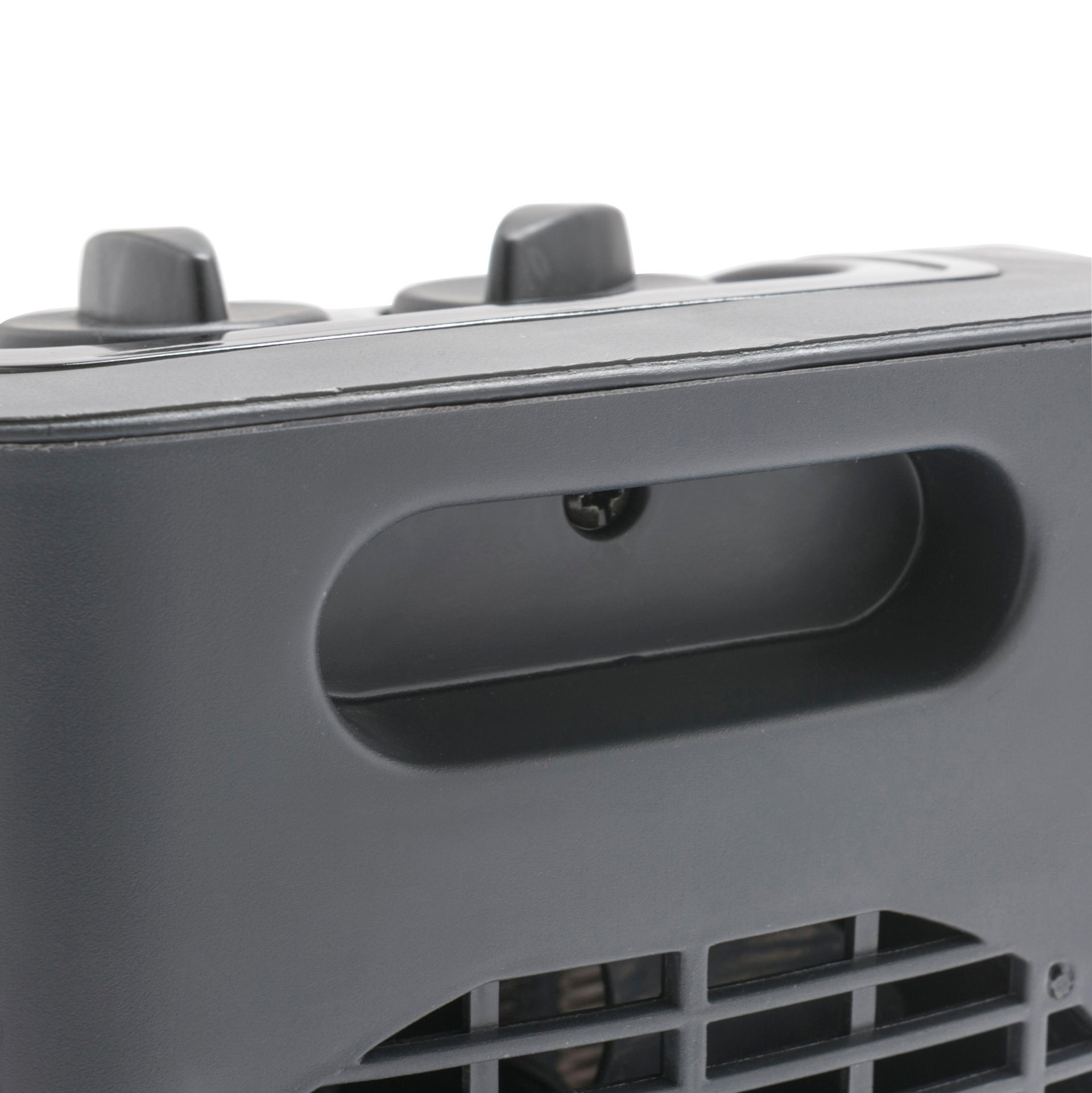 Termoventilatore elettrico EQUATION nero 1500 W - 3