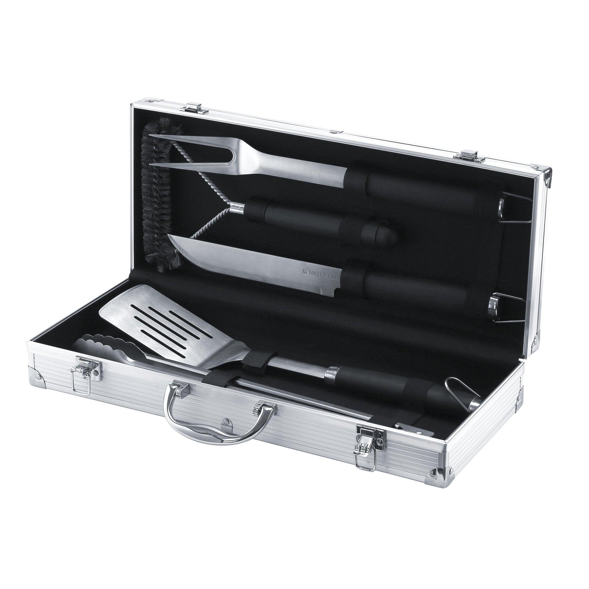 Kit utensili NATERIAL in inox - 4