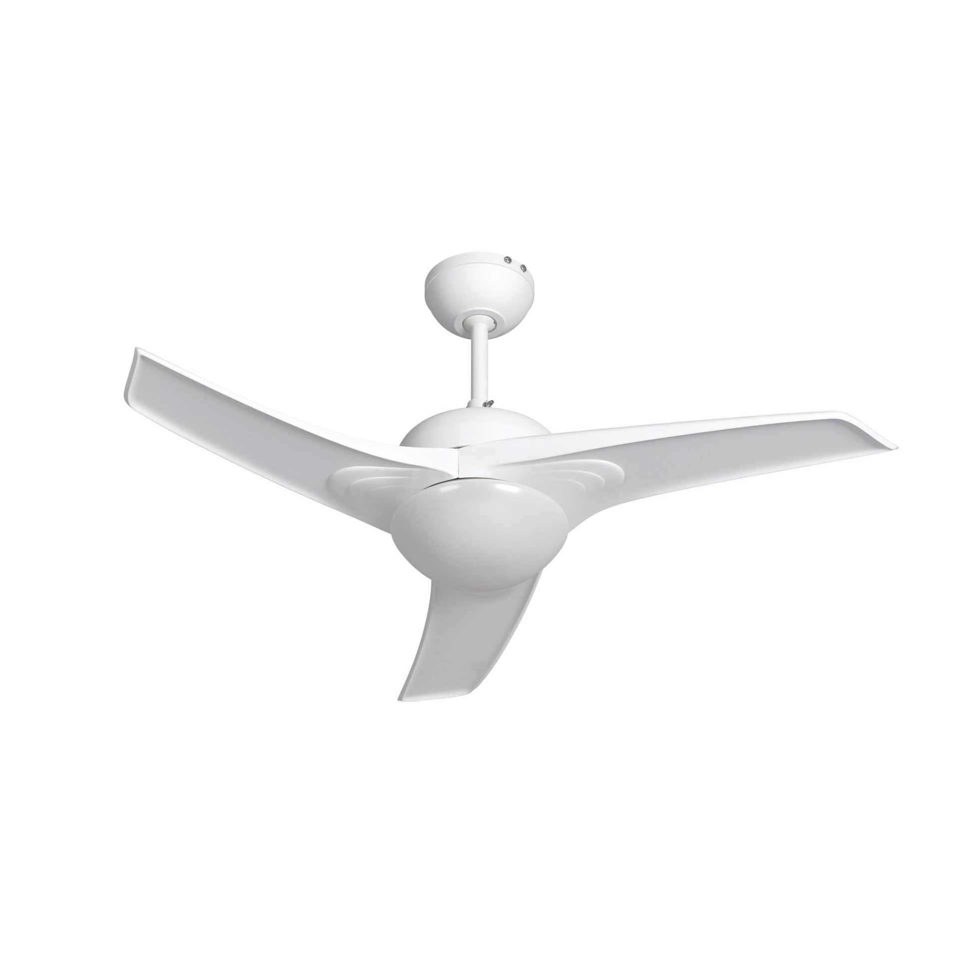Ventilatore da soffitto Aruba, bianco, D. 112 cm , con telecomando INSPIRE - 3