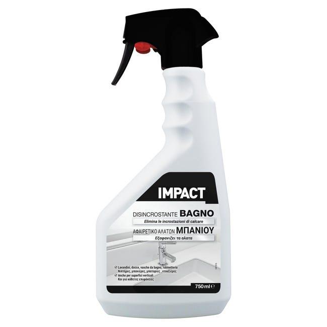 Detergente anticalcare IMPACT Disincrostante Calcare 0,75 L - 1