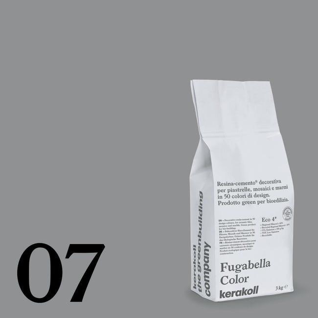 Stucco in polvere Universale KERAKOLL 3 kg grigio chiaro - 1