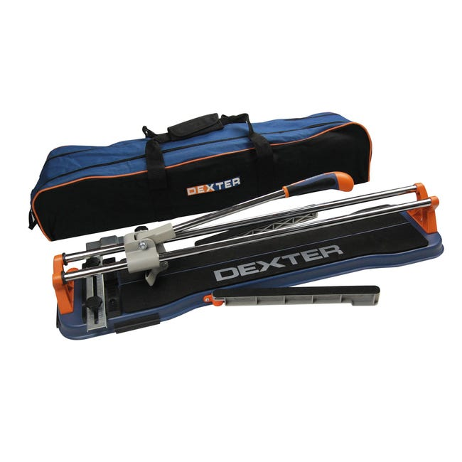 Tagliapiastrelle manuale DEXTER , lunghezza max taglio 600 mm - 1