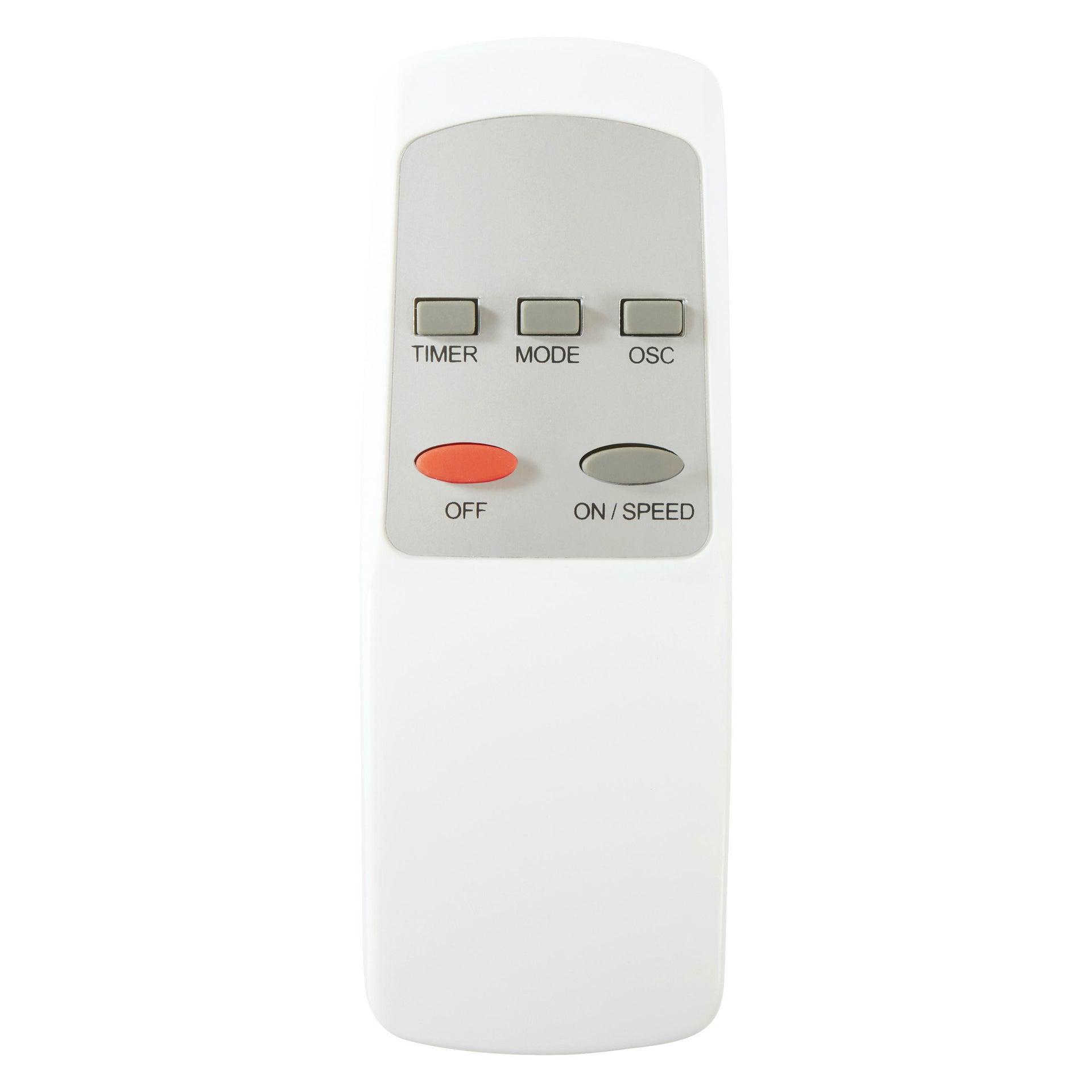 Ventilatore a parete EQUATION TX-1610R1 silver argento 55 W Ø 40 cm - 2