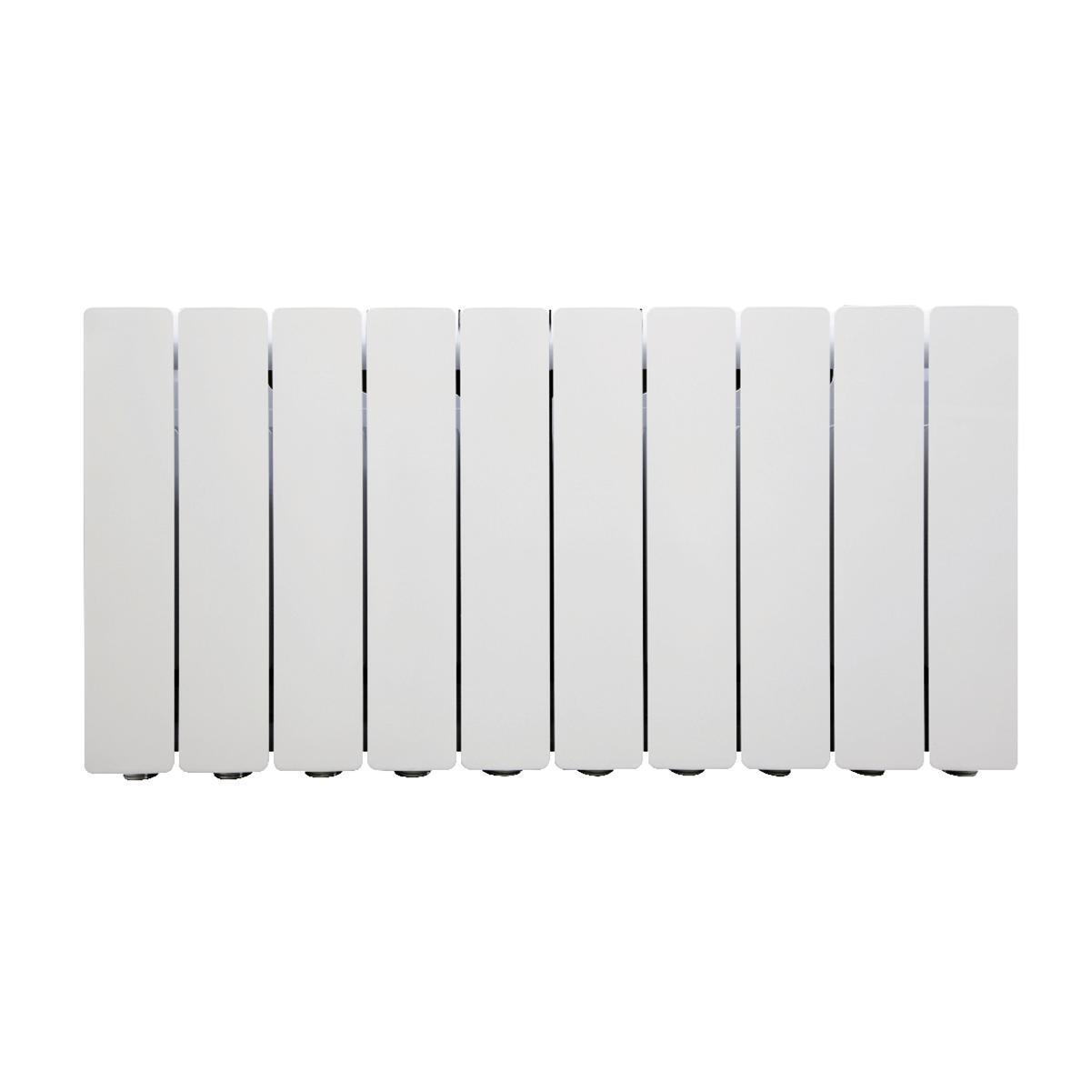 Radiatore acqua calda PRODIGE Modern in alluminio 10 elementi interasse 35 cm - 6